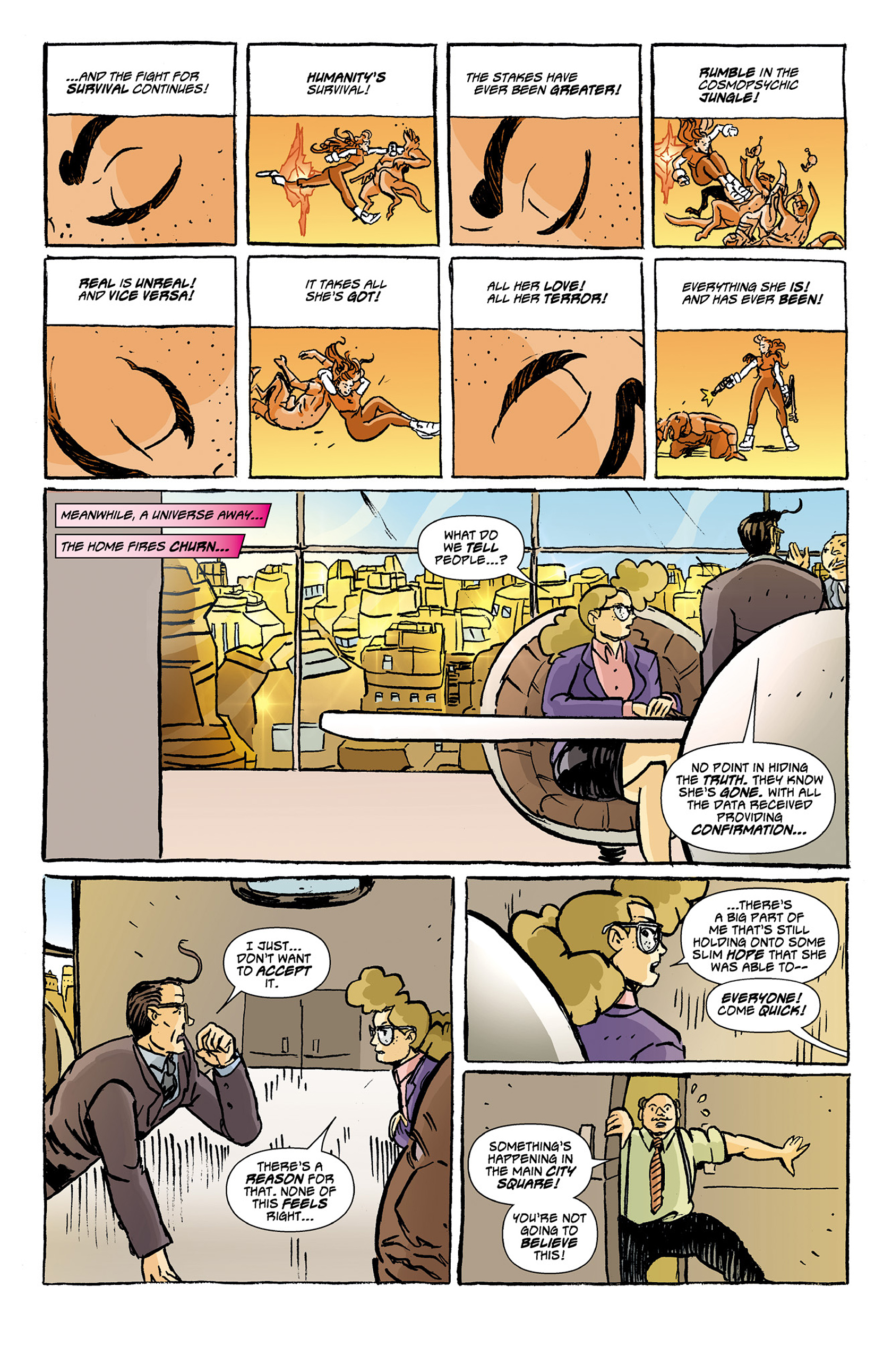 Read online Catalyst Comix comic -  Issue #9 - 27
