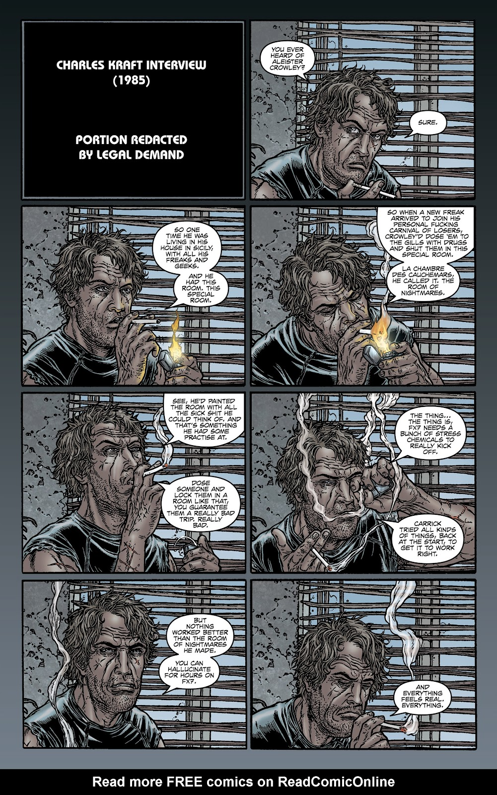 No Hero issue 3 - Page 1