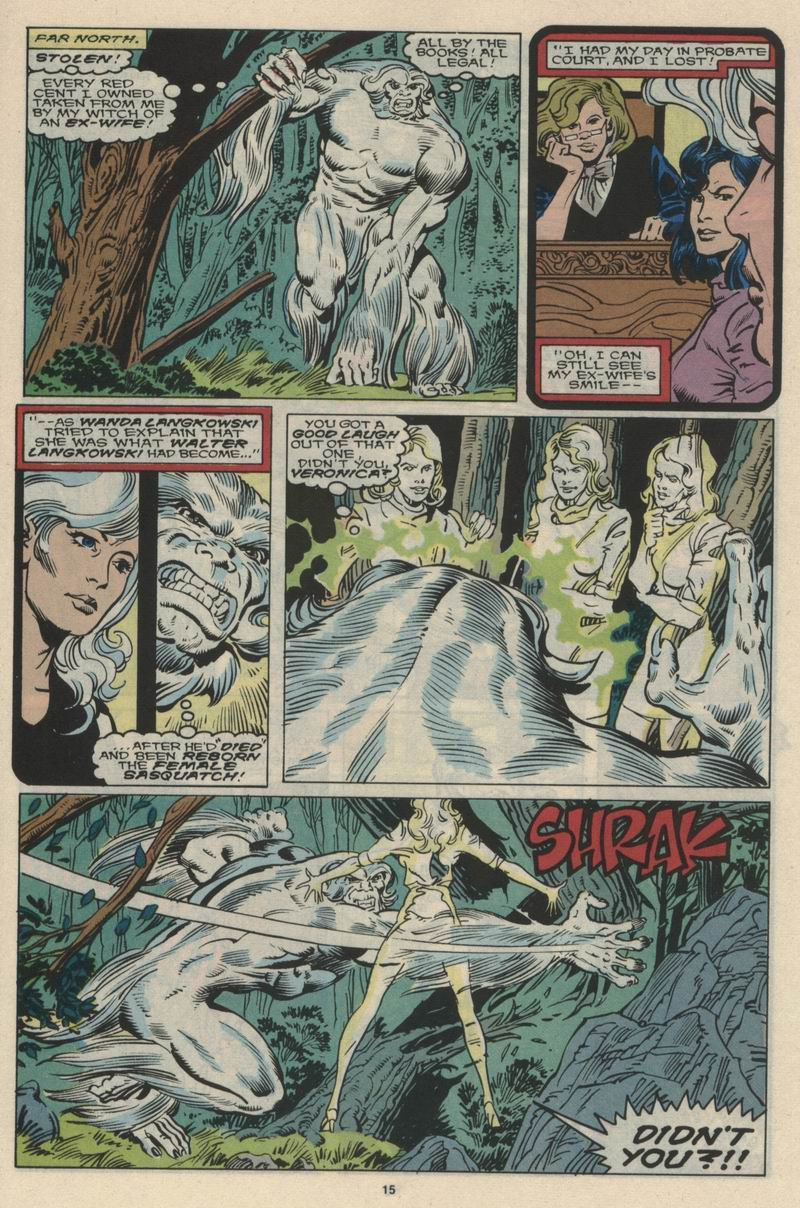 Read online Alpha Flight (1983) comic -  Issue #66 - 16