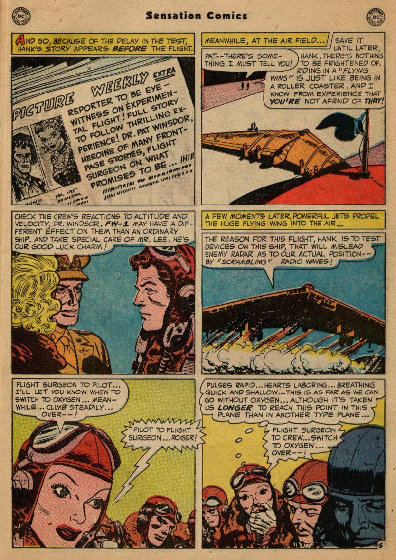 Read online Sensation (Mystery) Comics comic -  Issue #100 - 21