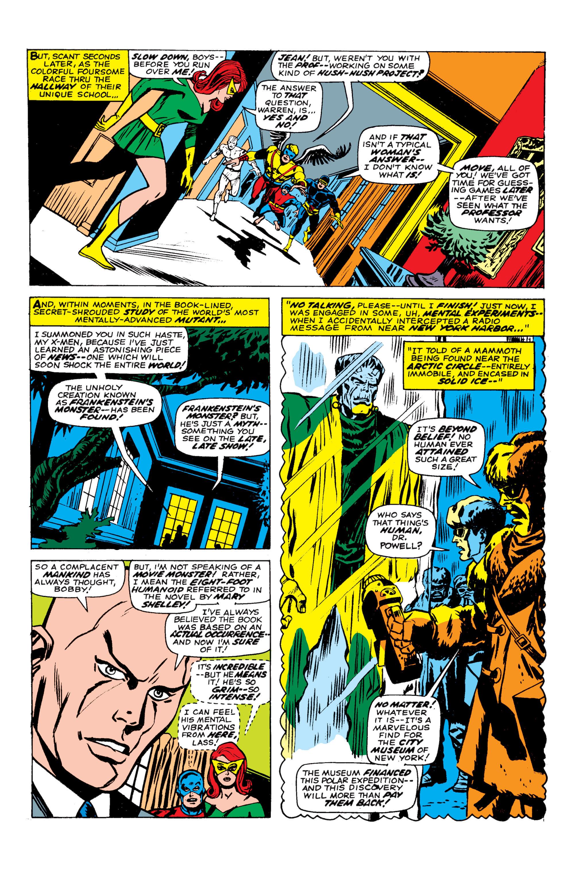 Uncanny X-Men (1963) 40 Page 3
