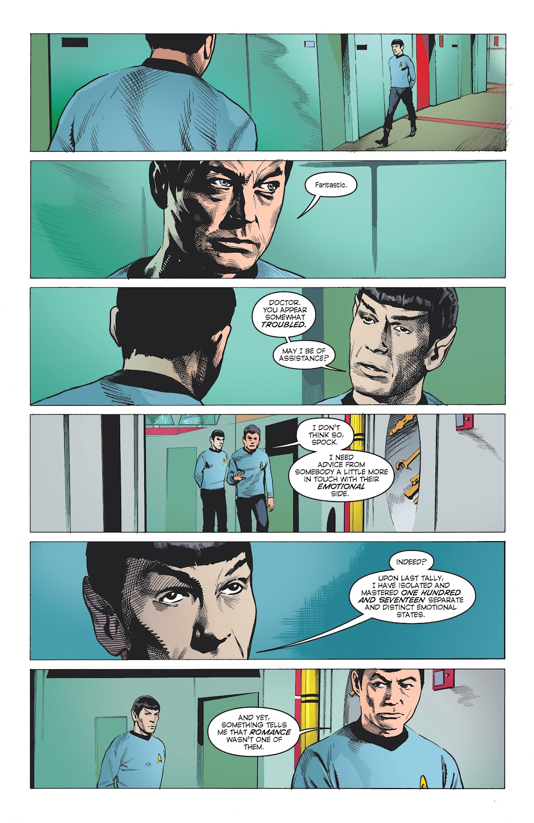 Read online Star Trek: Waypoint Special 2019 comic -  Issue # Full - 4