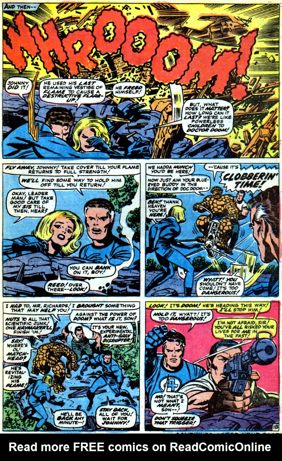 Marvel Triple Action (1972) issue 2 - Page 19