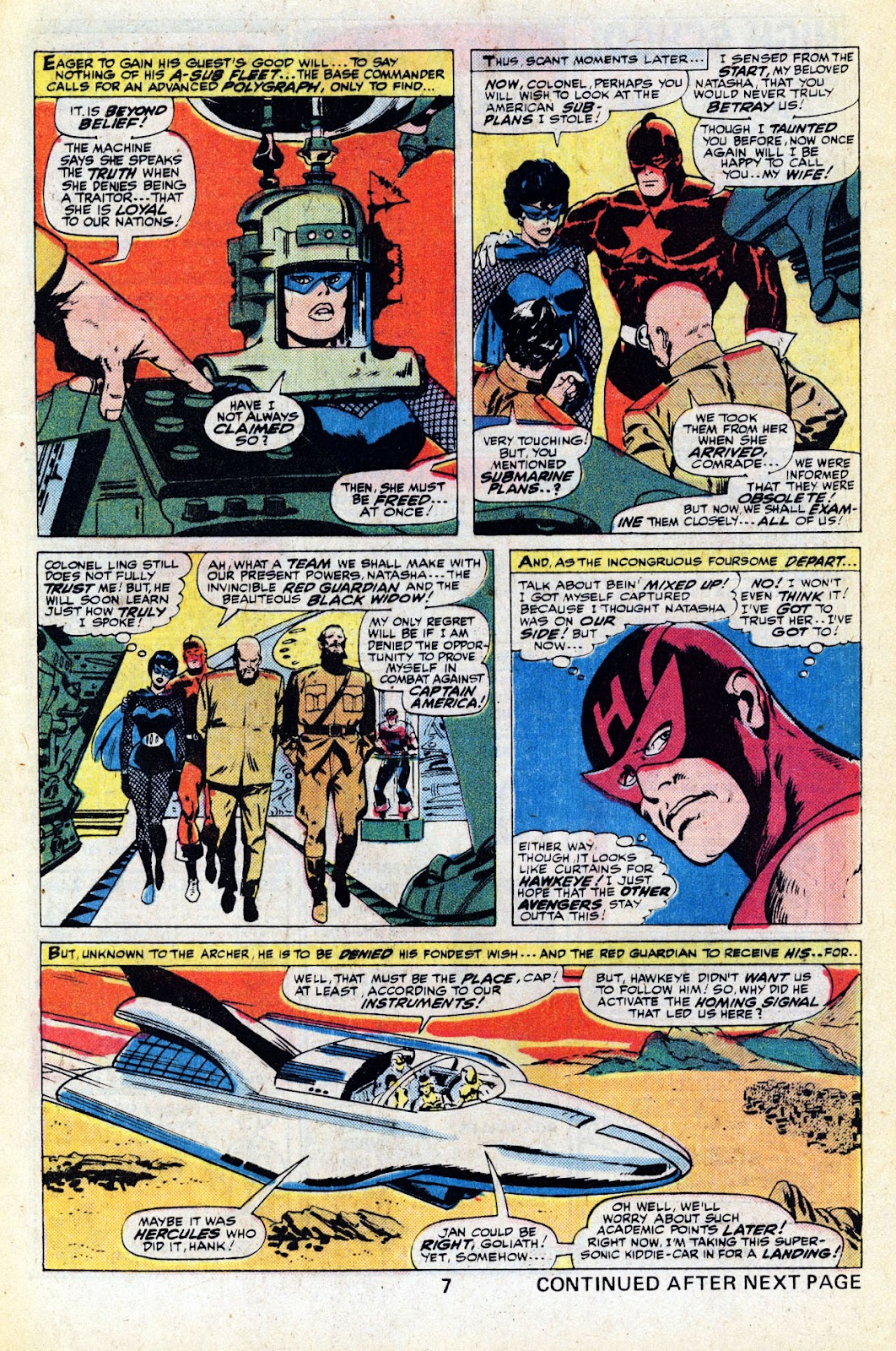 Marvel Triple Action (1972) issue 36 - Page 9
