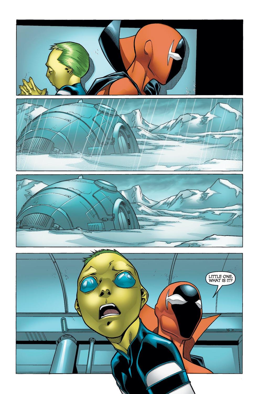 Read online Alpha Flight (2004) comic -  Issue #11 - 17