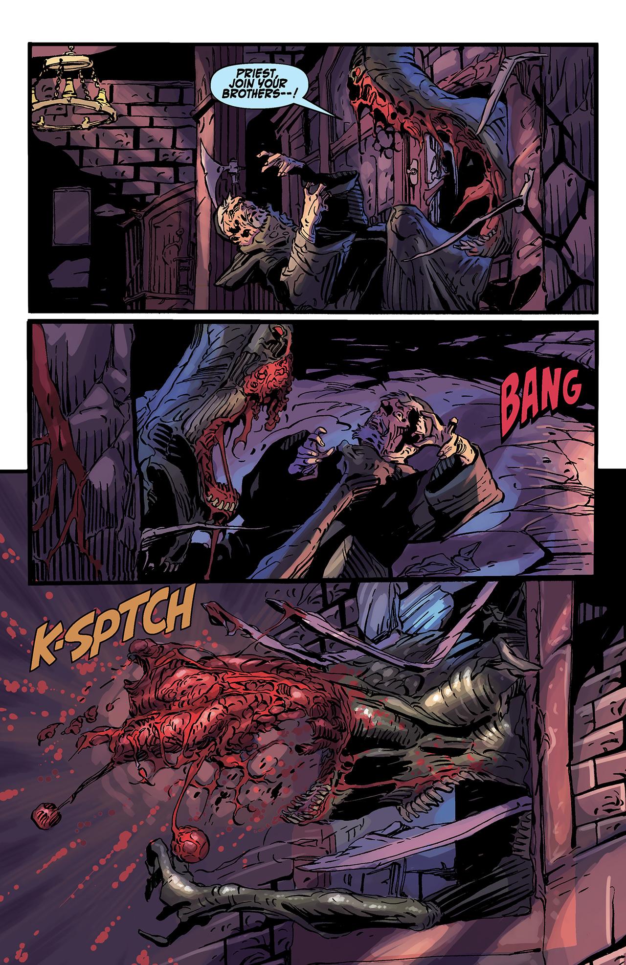 Read online Solomon Kane: Death's Black Riders comic -  Issue #3 - 7