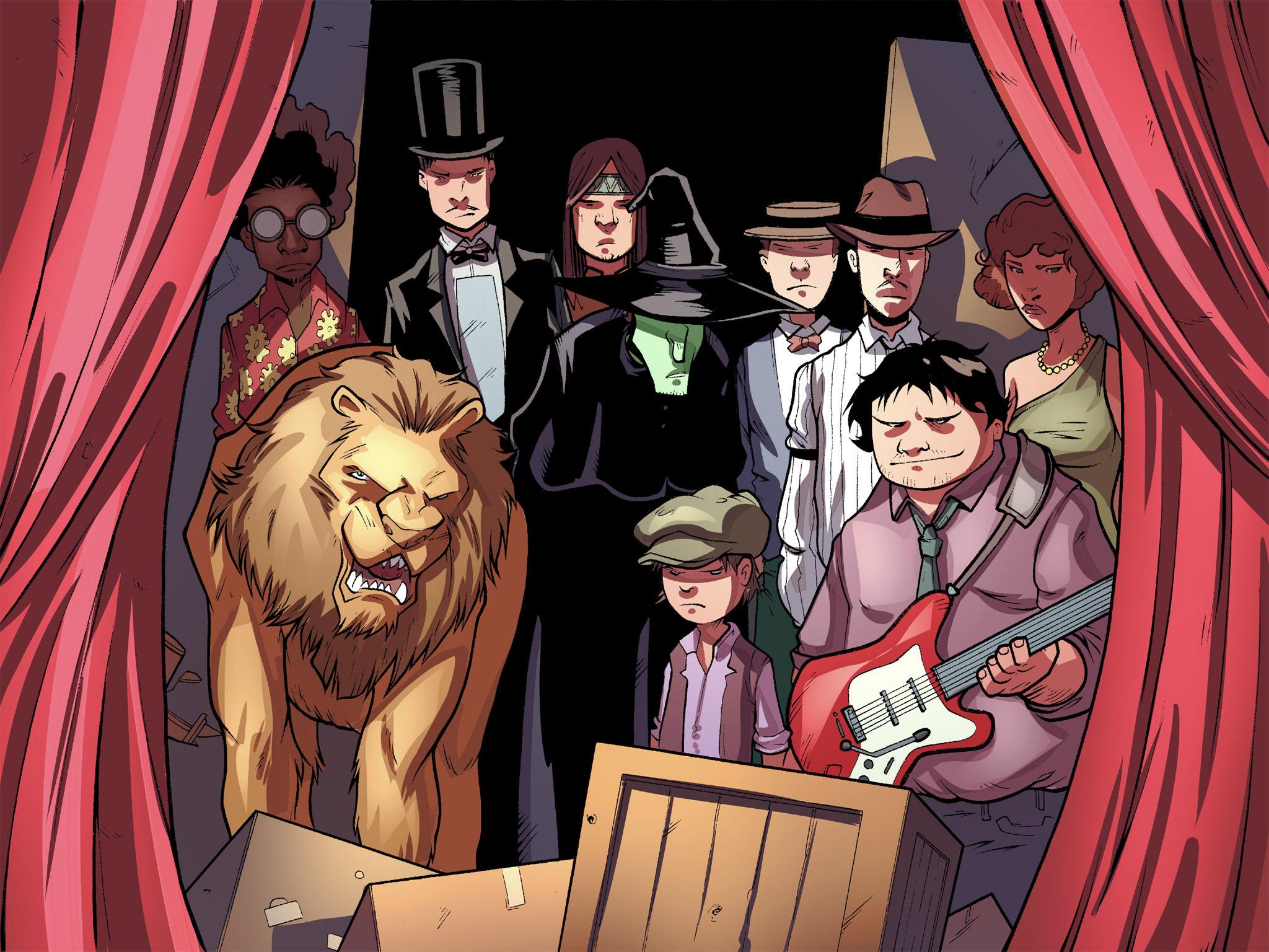 Read online Ultimate Spider-Man (Infinite Comics) (2016) comic -  Issue #9 - 64