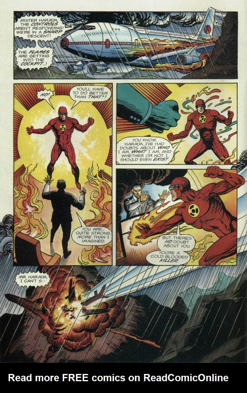 Read online Harbinger Files comic -  Issue #1 - 3