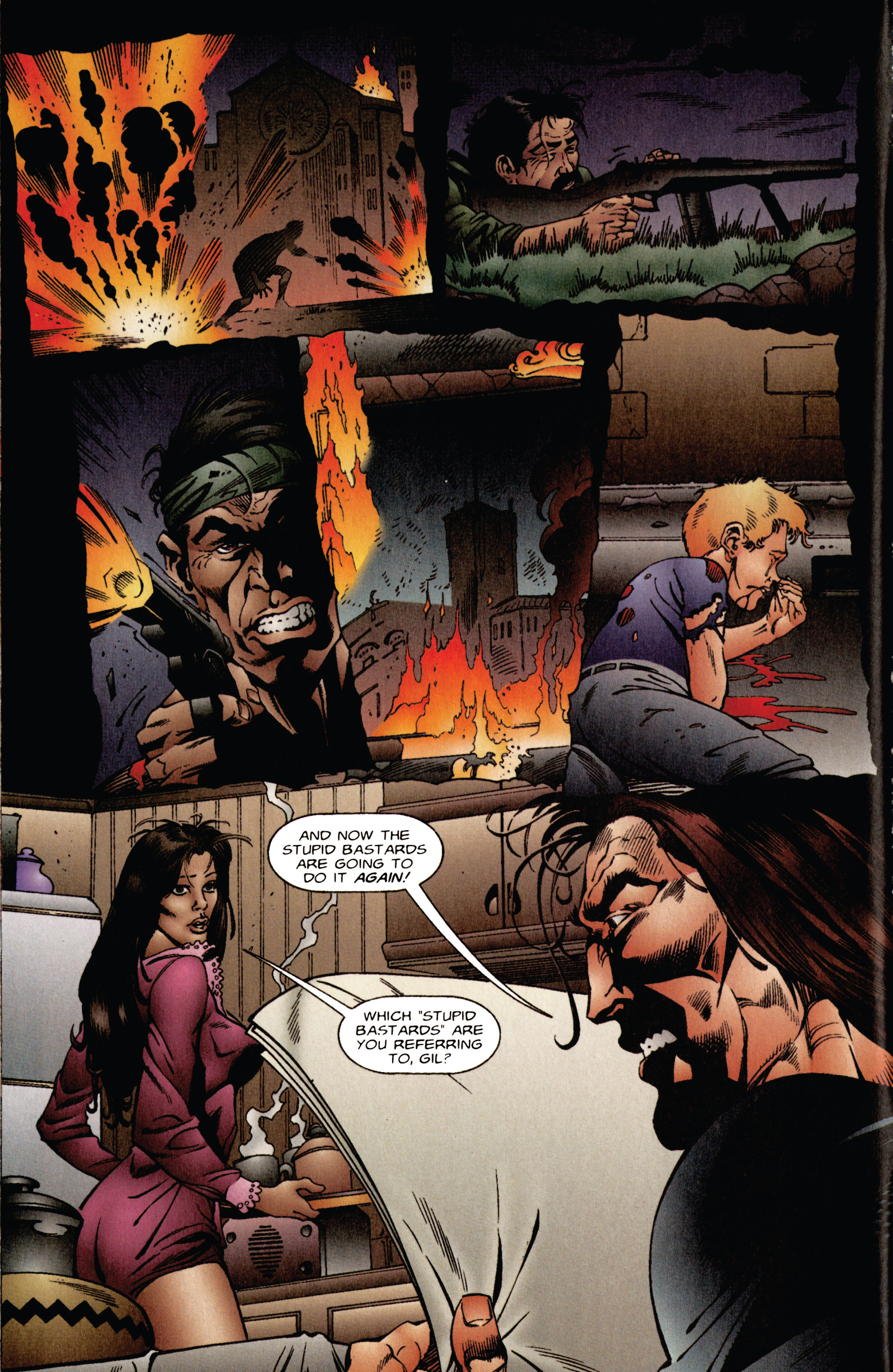 Read online Eternal Warrior (1992) comic -  Issue #41 - 6