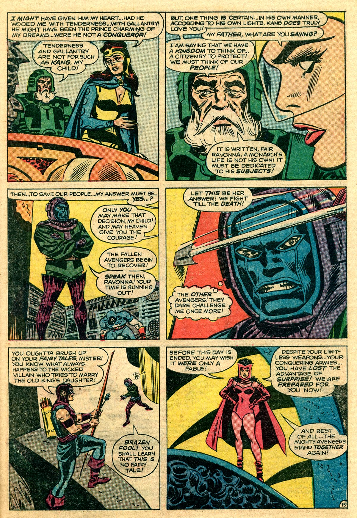 The Avengers (1963) 23 Page 26