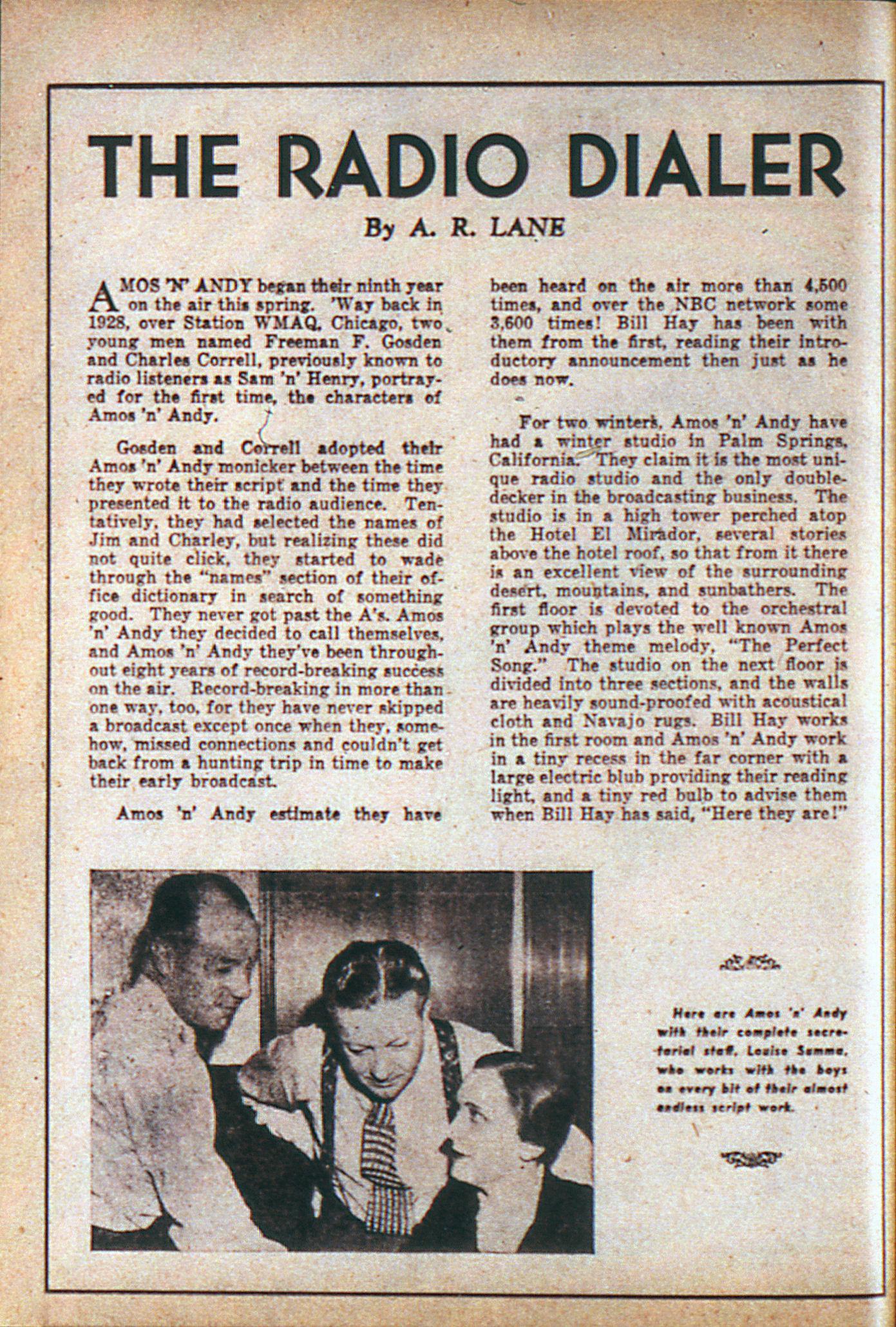 Read online Adventure Comics (1938) comic -  Issue #6 - 25