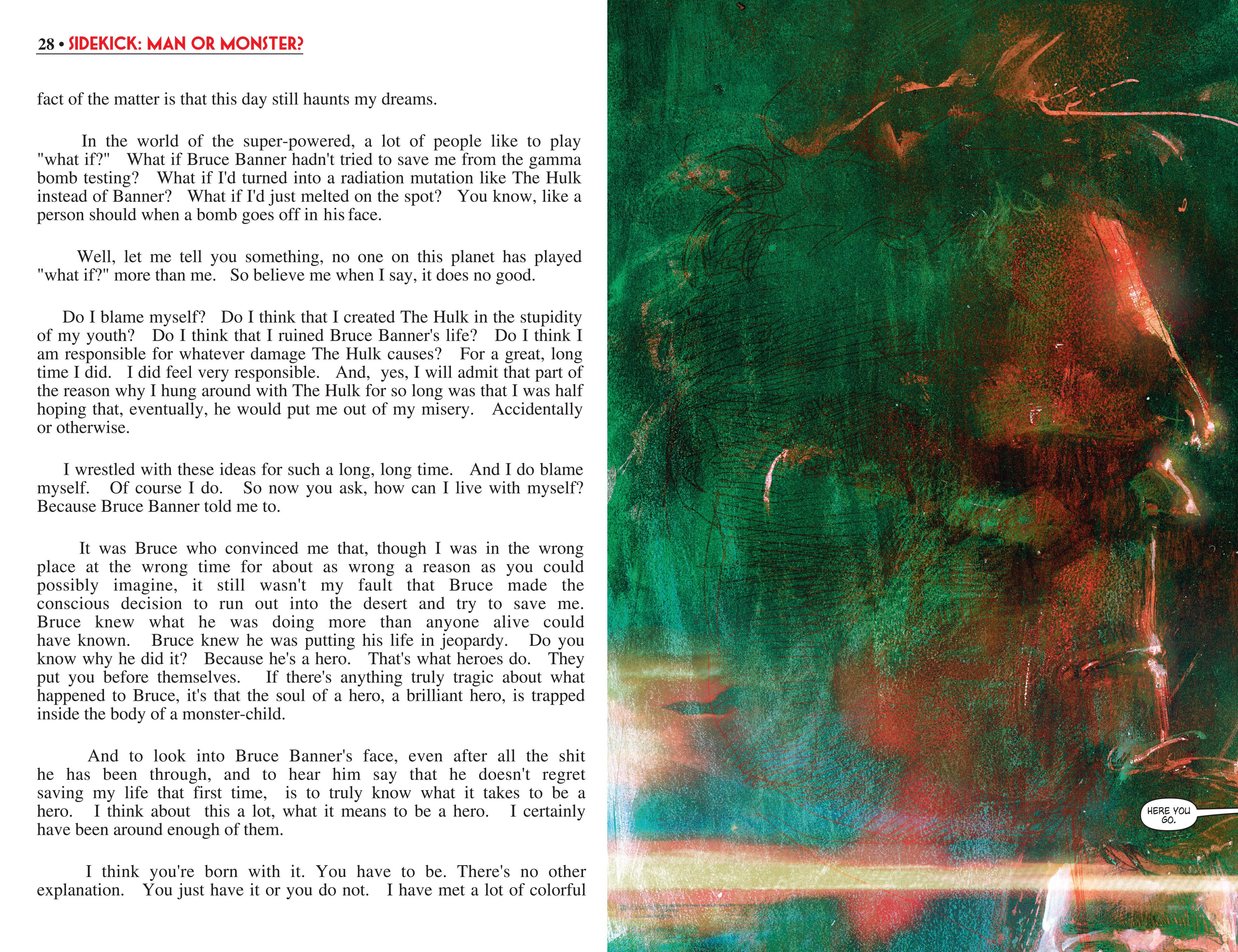 Read online Alias comic -  Issue #7 - 17