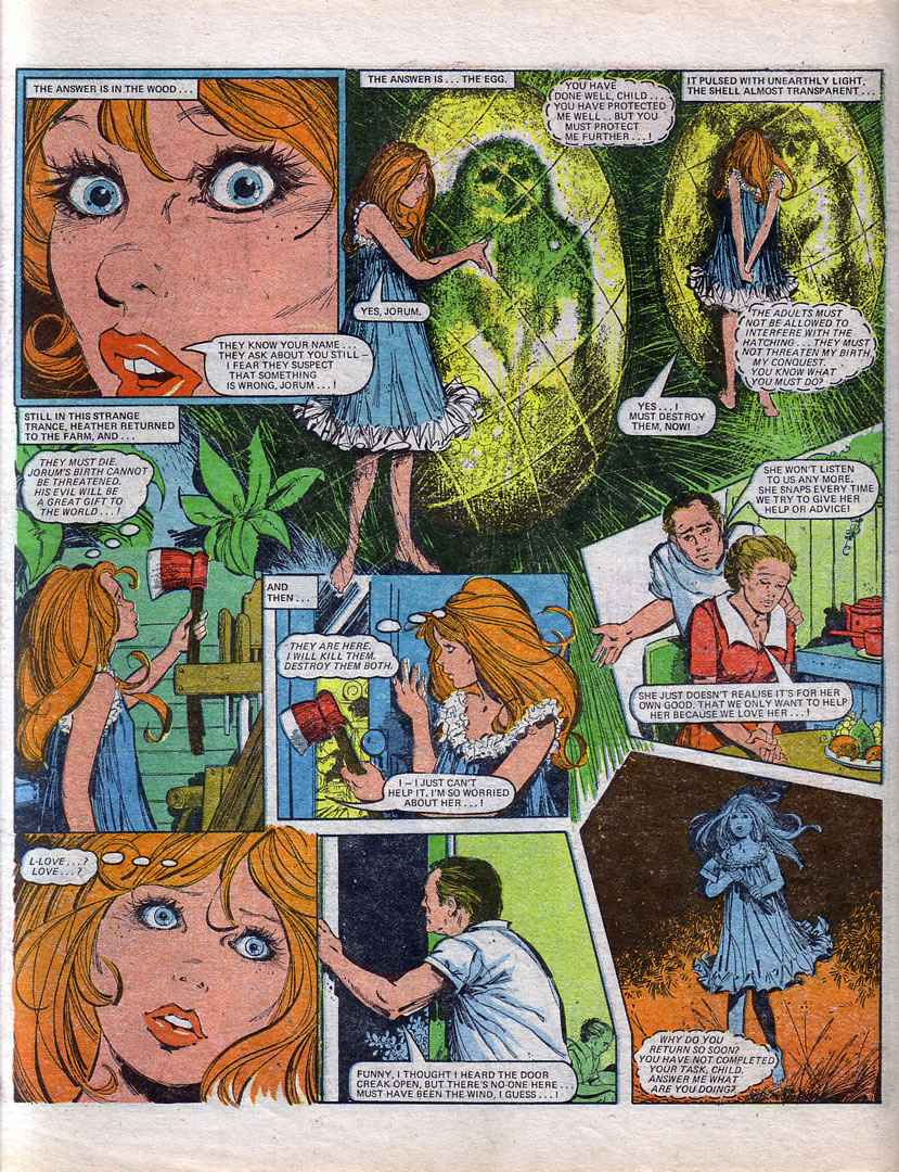 Read online Misty comic -  Issue #86 - 16