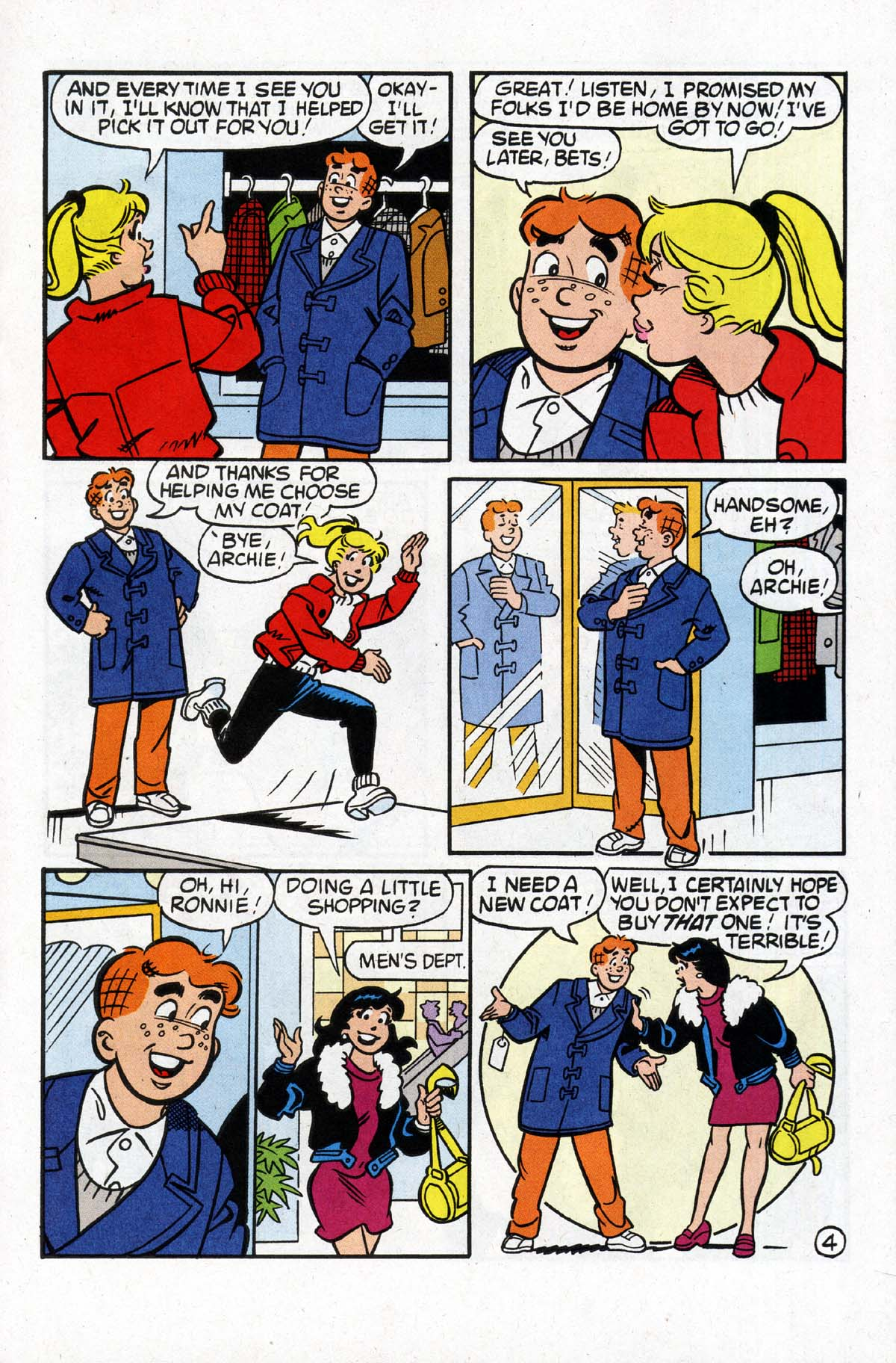 Read online Archie (1960) comic -  Issue #530 - 11