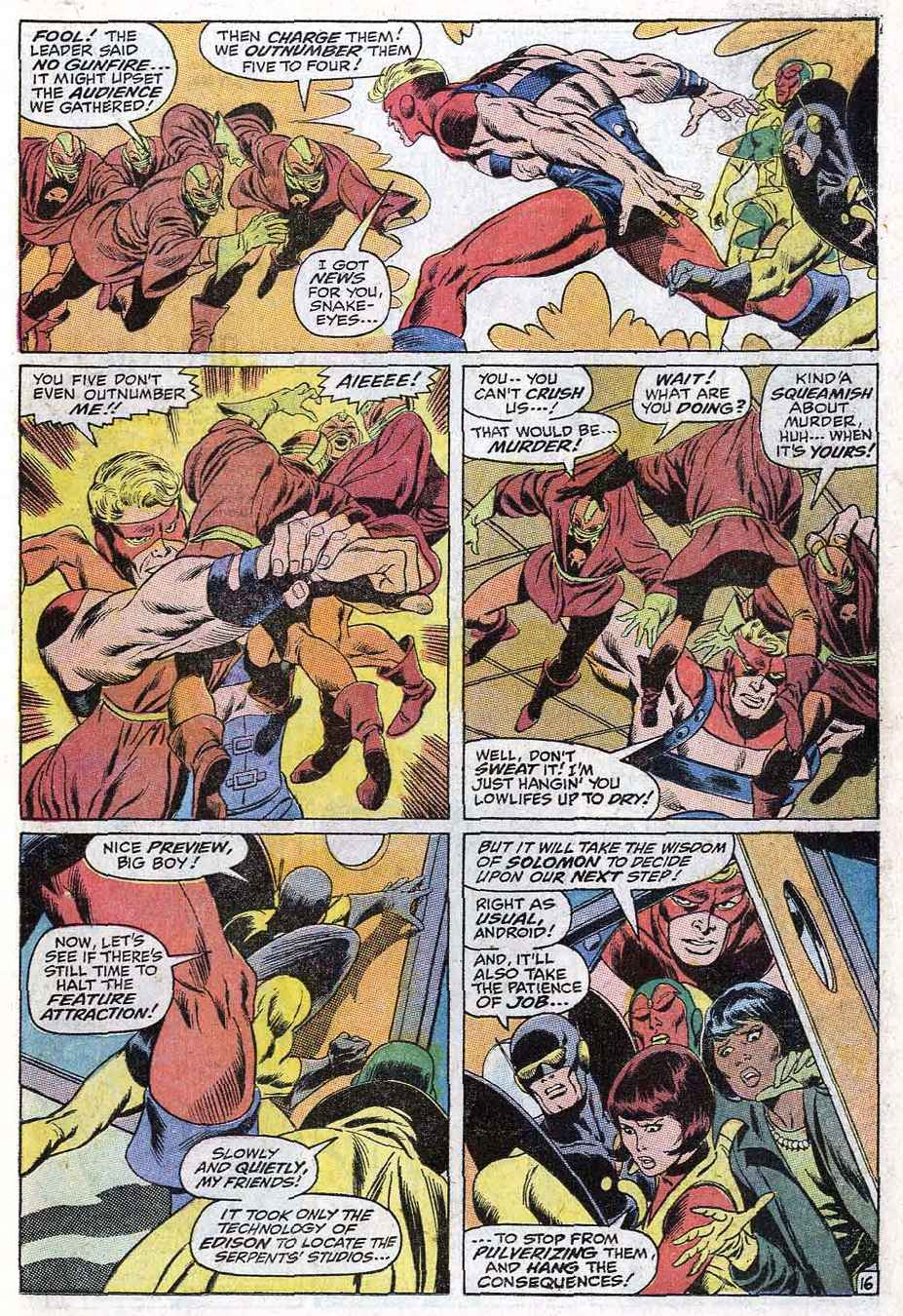 The Avengers (1963) 74 Page 22