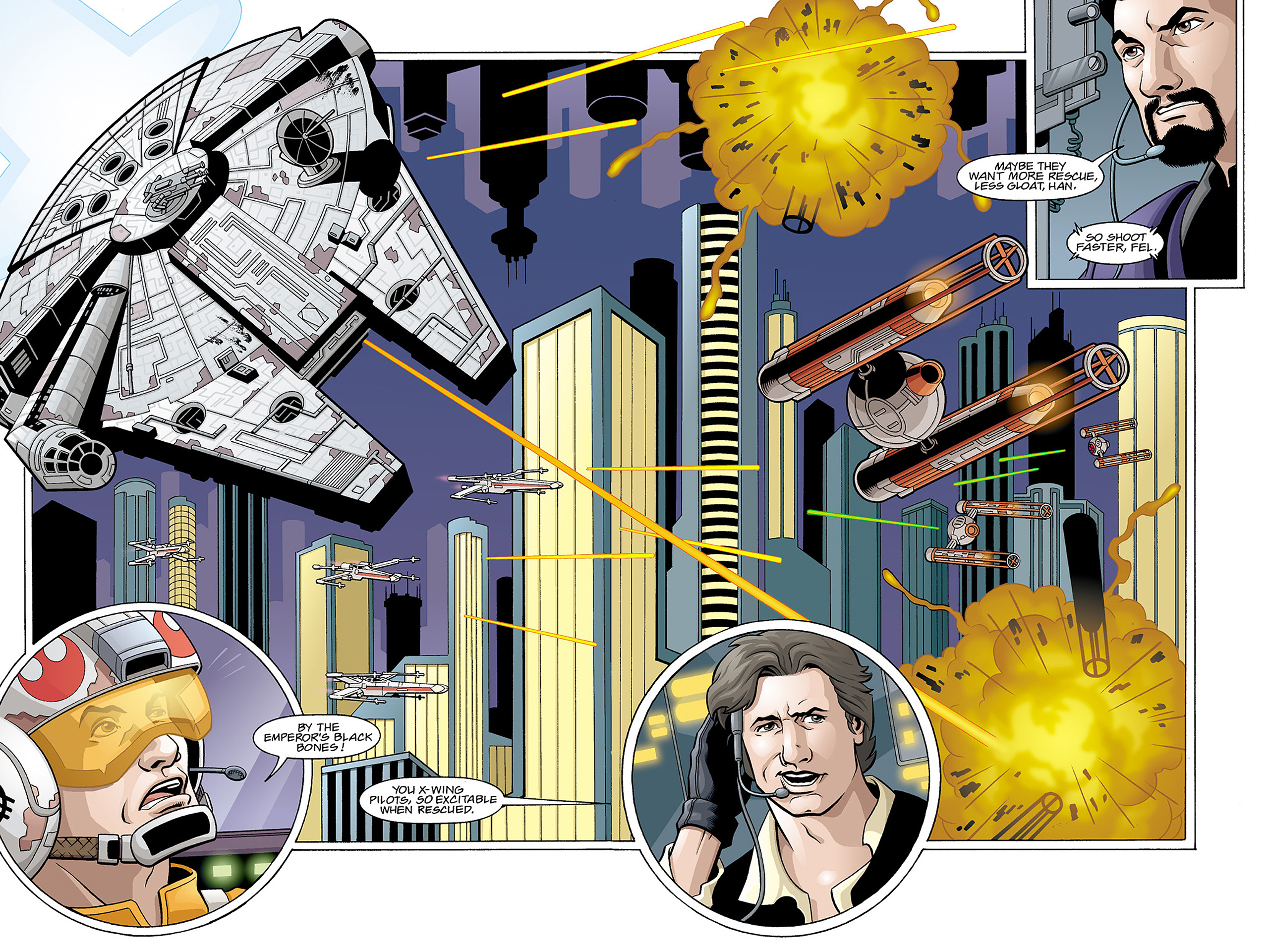 Read online Star Wars Omnibus comic -  Issue # Vol. 3 - 248