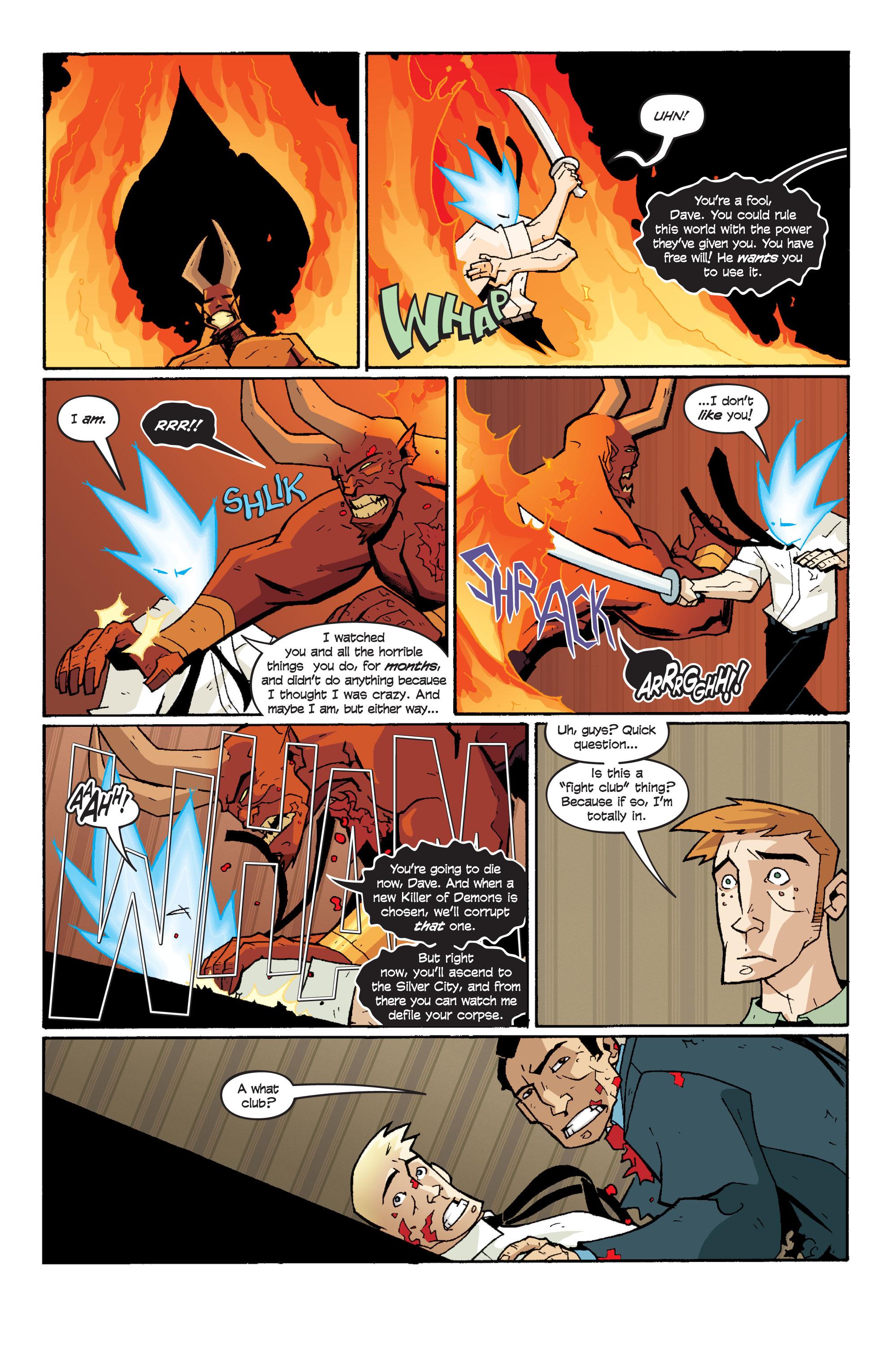 Read online Killer Of Demons comic -  Issue #3 - 24