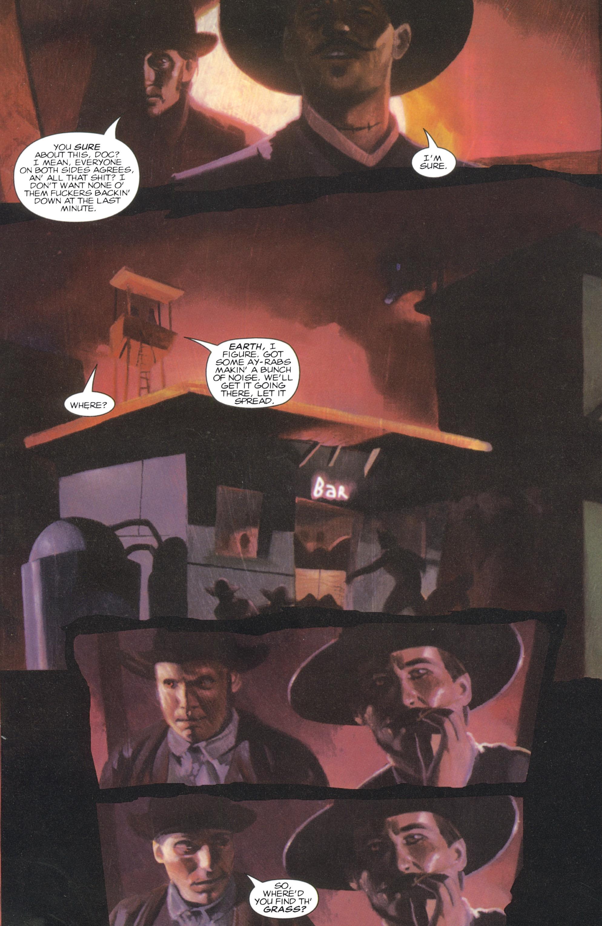 Read online Deadside comic -  Issue #3 - 17