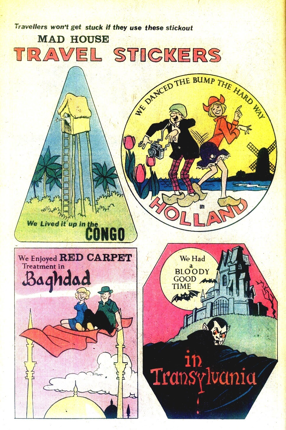 Read online Madhouse Comics comic -  Issue #108 - 8