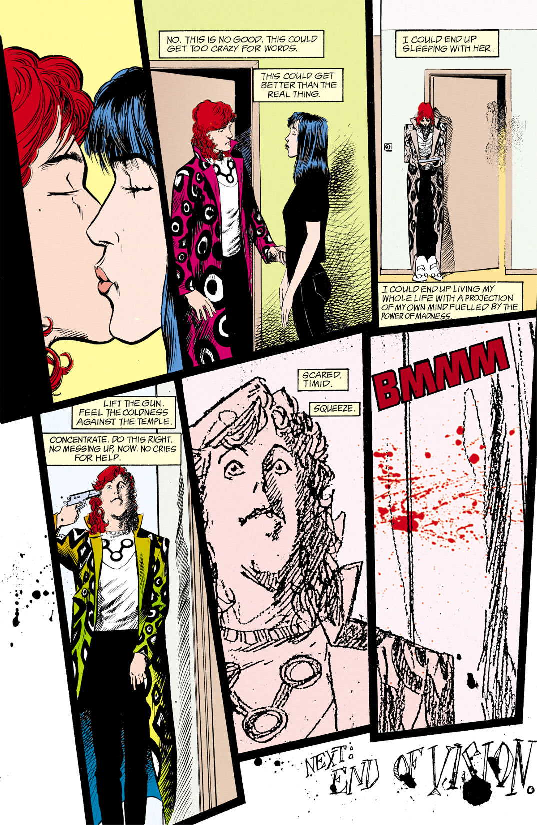 Read online Shade, the Changing Man comic -  Issue #12 - 25
