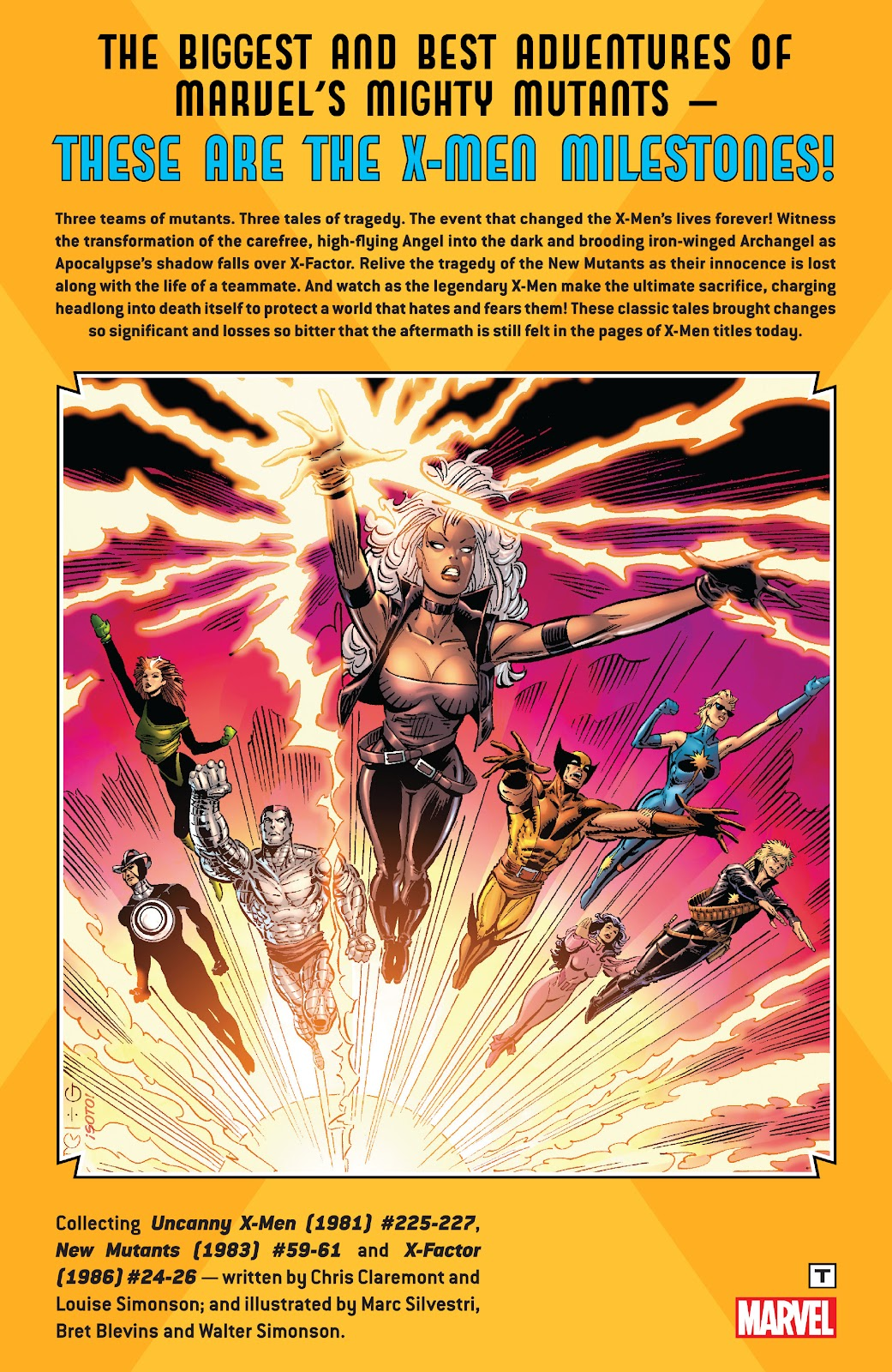 Read online X-Men Milestones: Fall of the Mutants comic -  Issue # TPB (Part 3) - 69