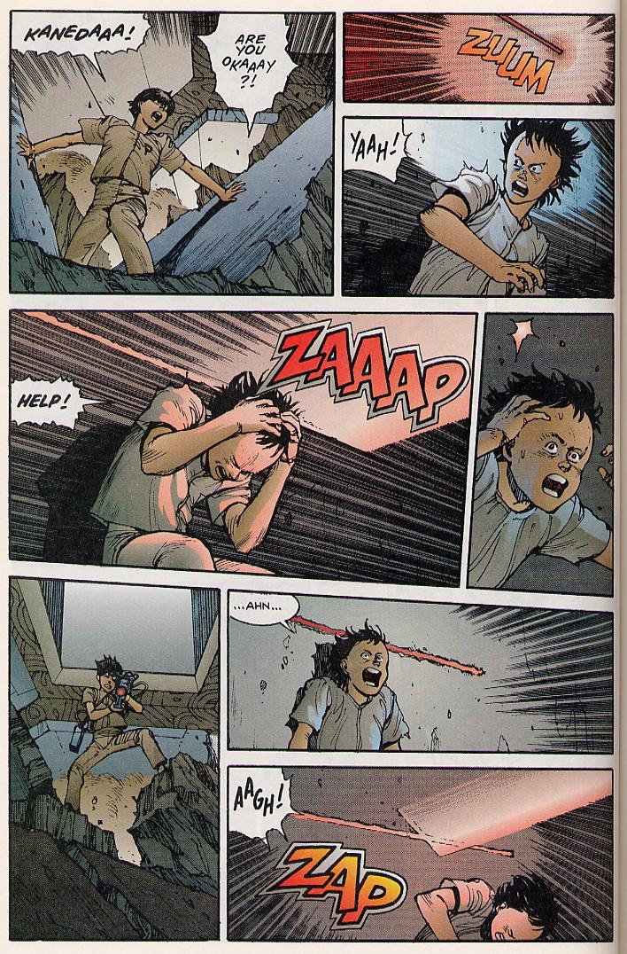 Read online Akira comic -  Issue #8 - 58