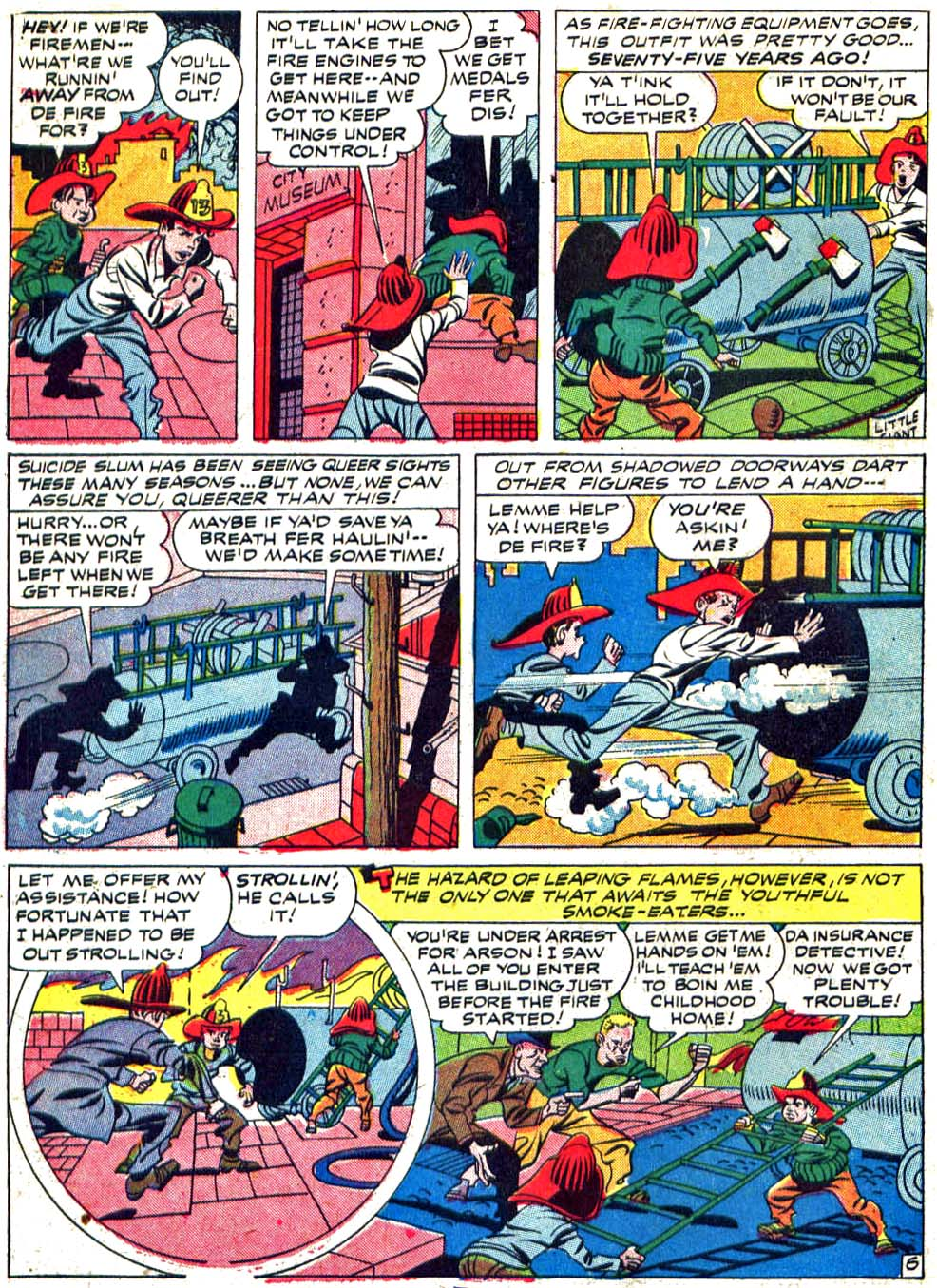 Star Spangled Comics (1941) issue 27 - Page 8