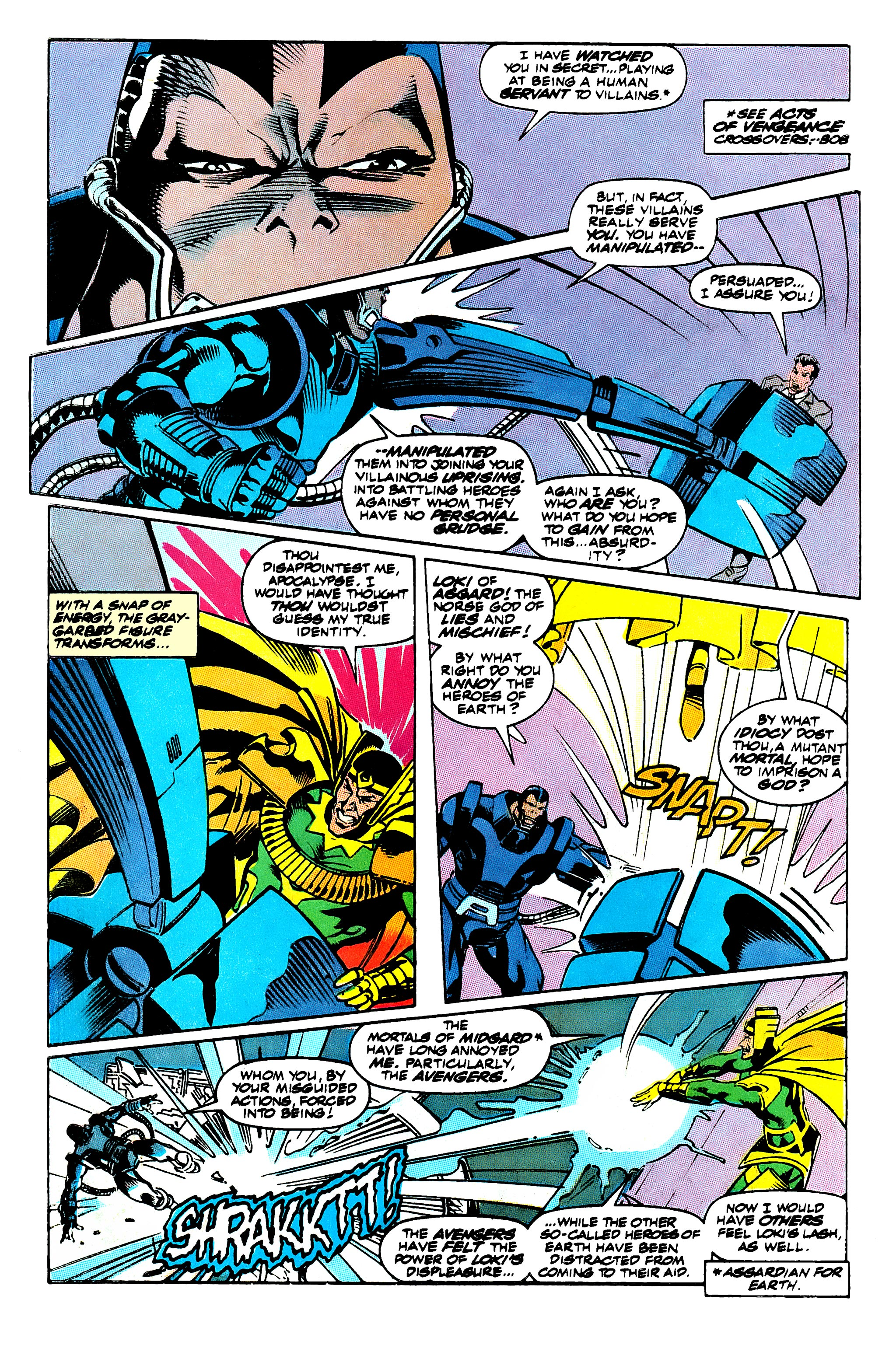 Read online X-Factor (1986) comic -  Issue #50 - 38