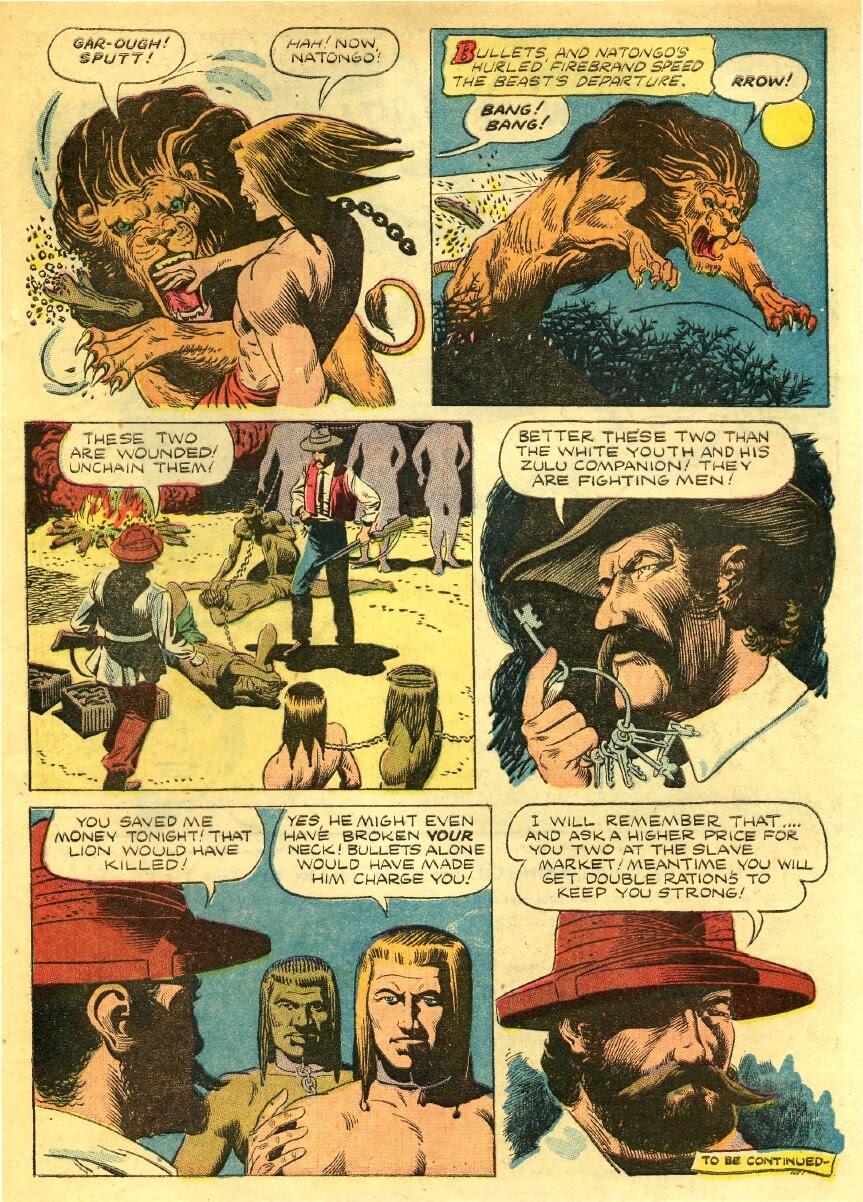 Tarzan (1948) issue 56 - Page 49