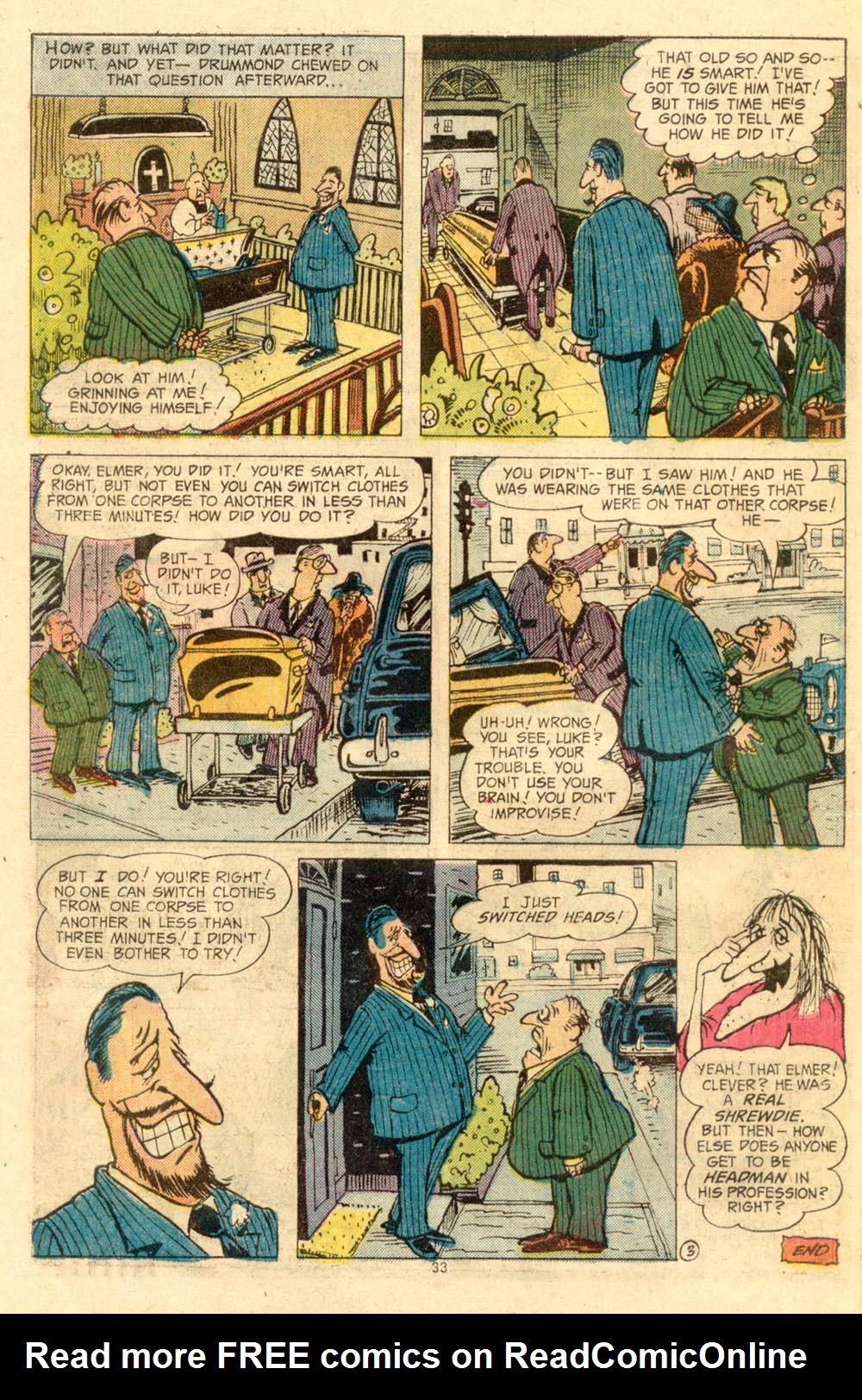 Read online Plop! comic -  Issue #7 - 34
