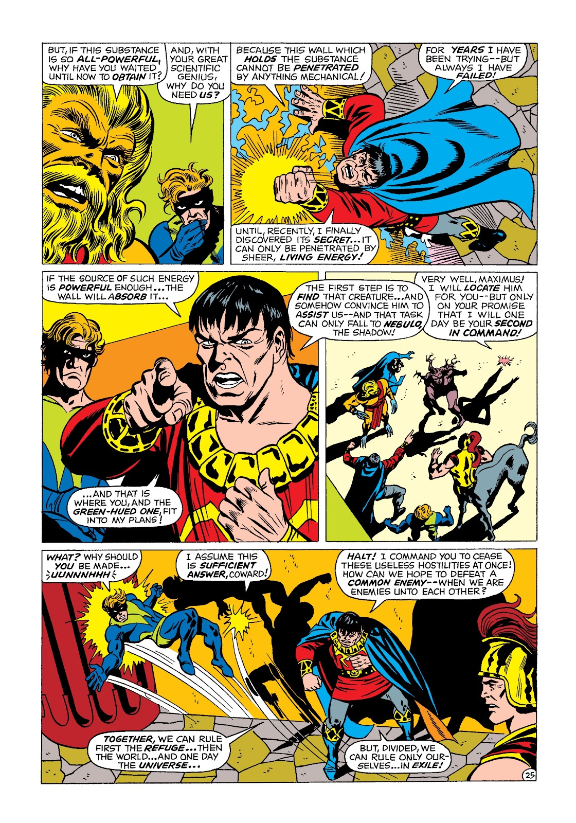 Read online Marvel Masterworks: The Incredible Hulk comic -  Issue # TPB 4 (Part 2) - 58