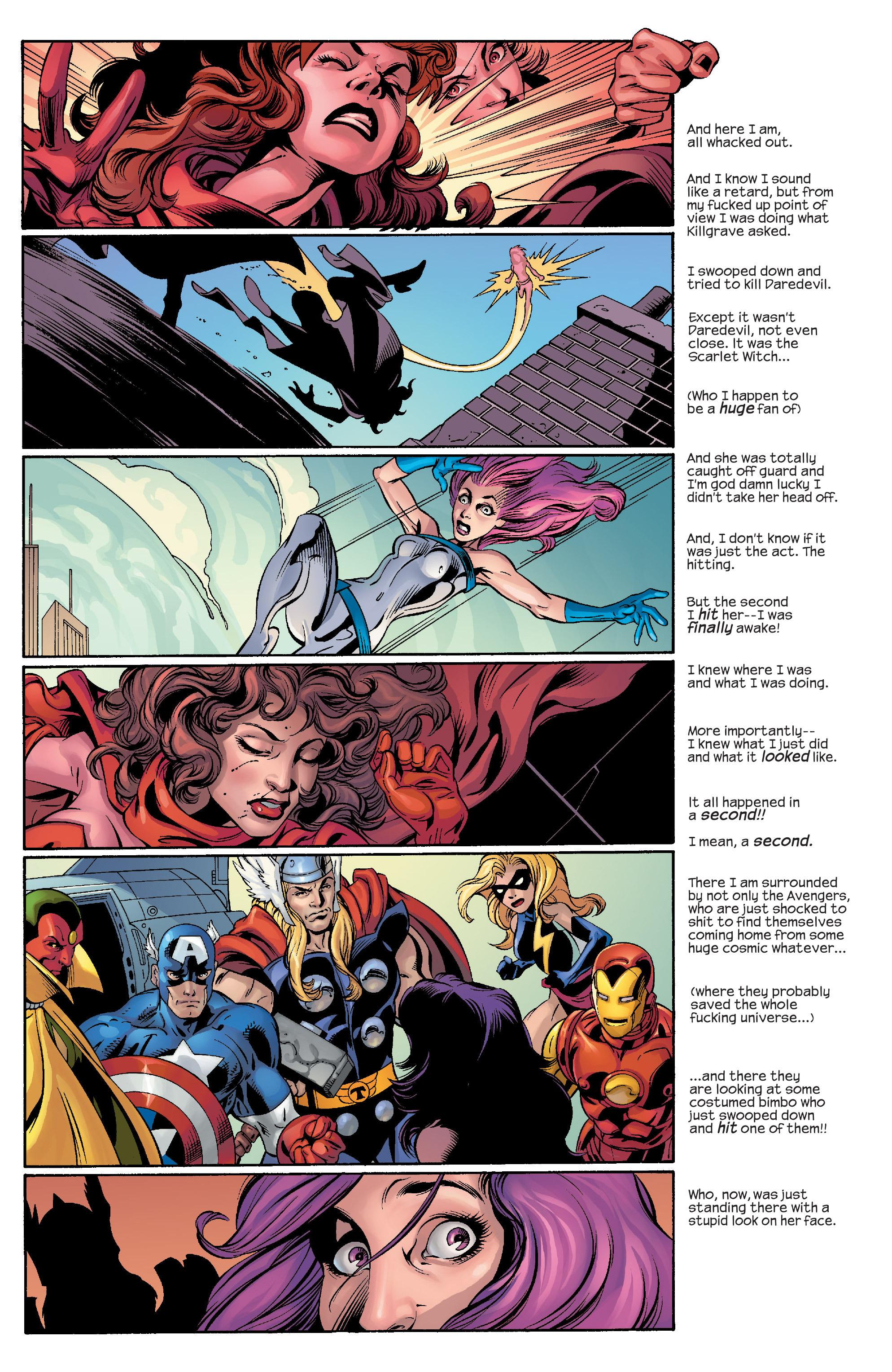 Read online Alias comic -  Issue #25 - 20