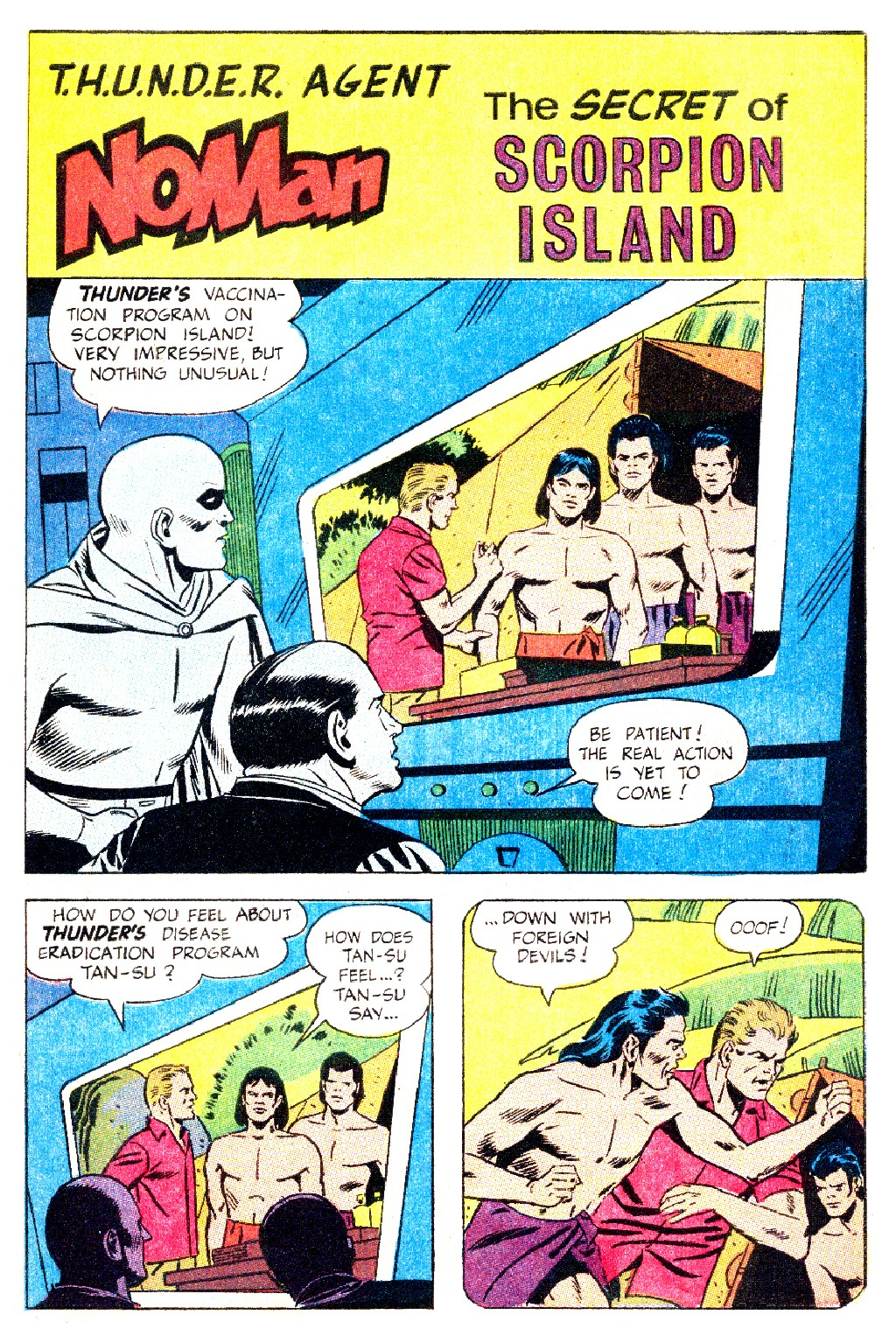 T.H.U.N.D.E.R. Agents (1965) issue 9 - Page 27
