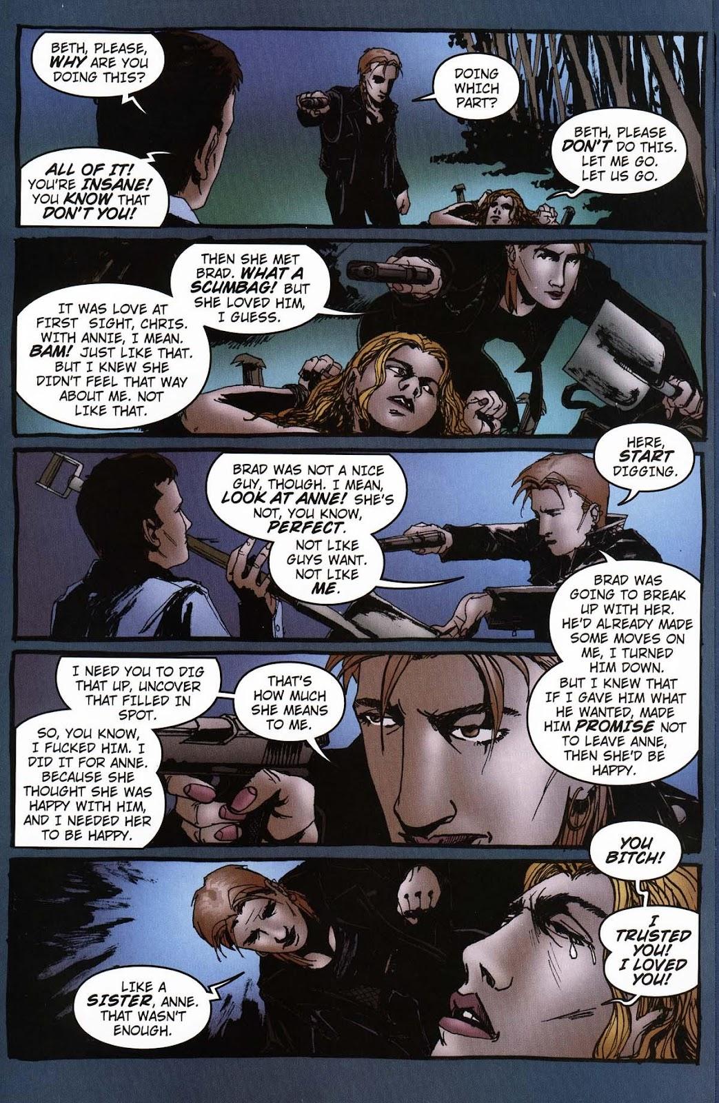 Read online Vampire the Masquerade comic -  Issue # Ventrue - 43