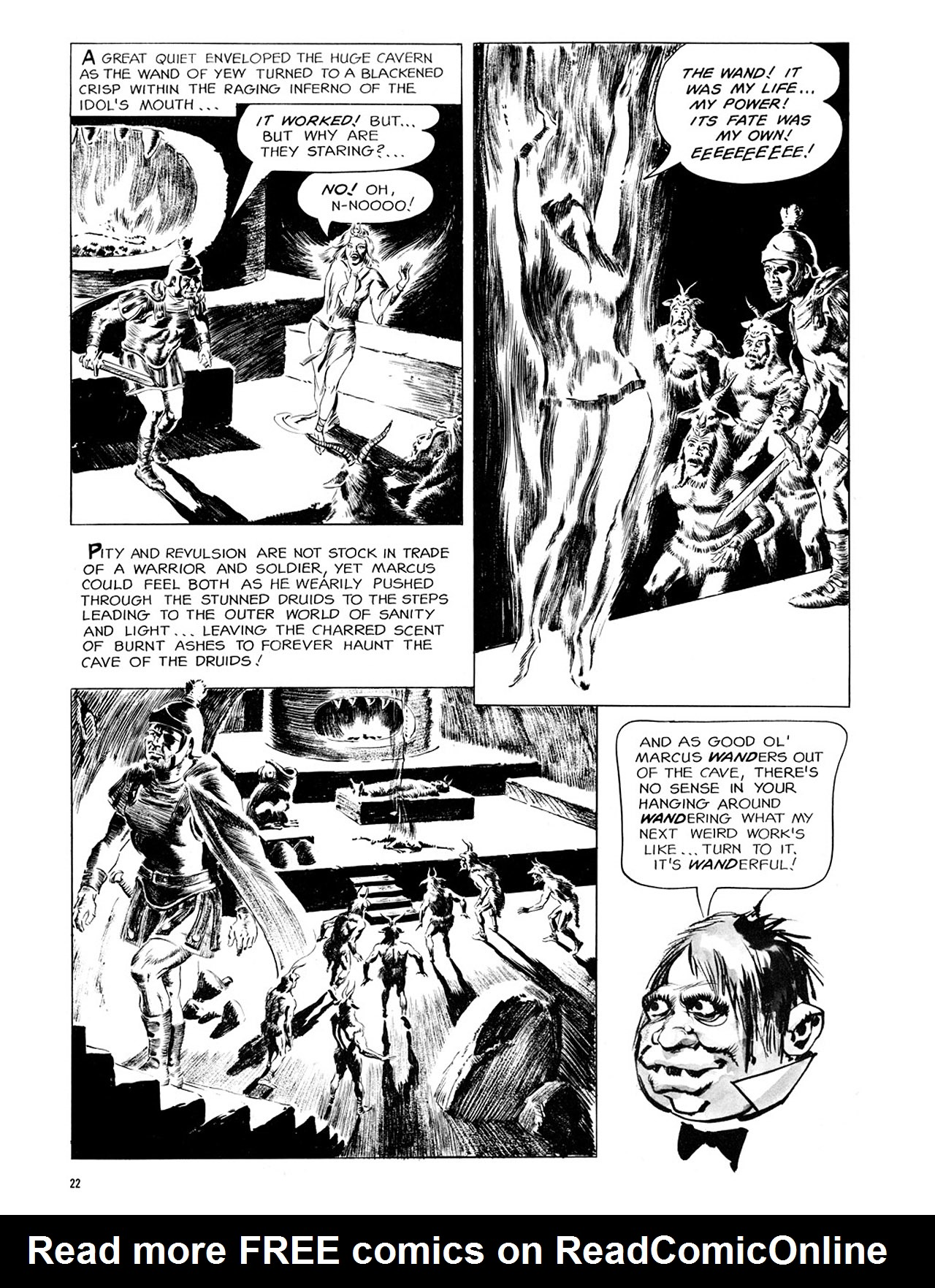 Read online Eerie Archives comic -  Issue # TPB 2 - 23