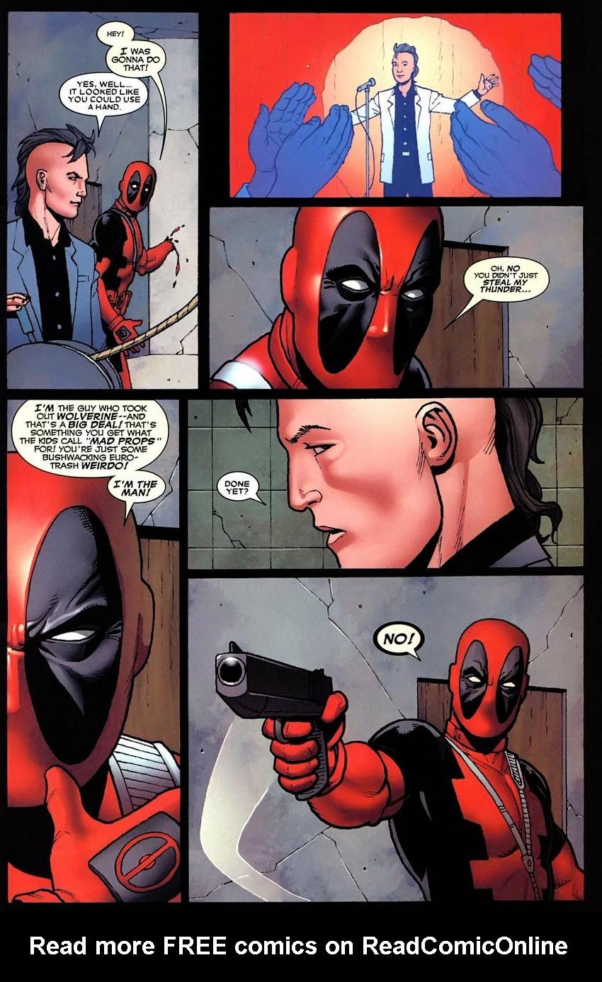 Read online Wolverine: Origins comic -  Issue #25 - 4