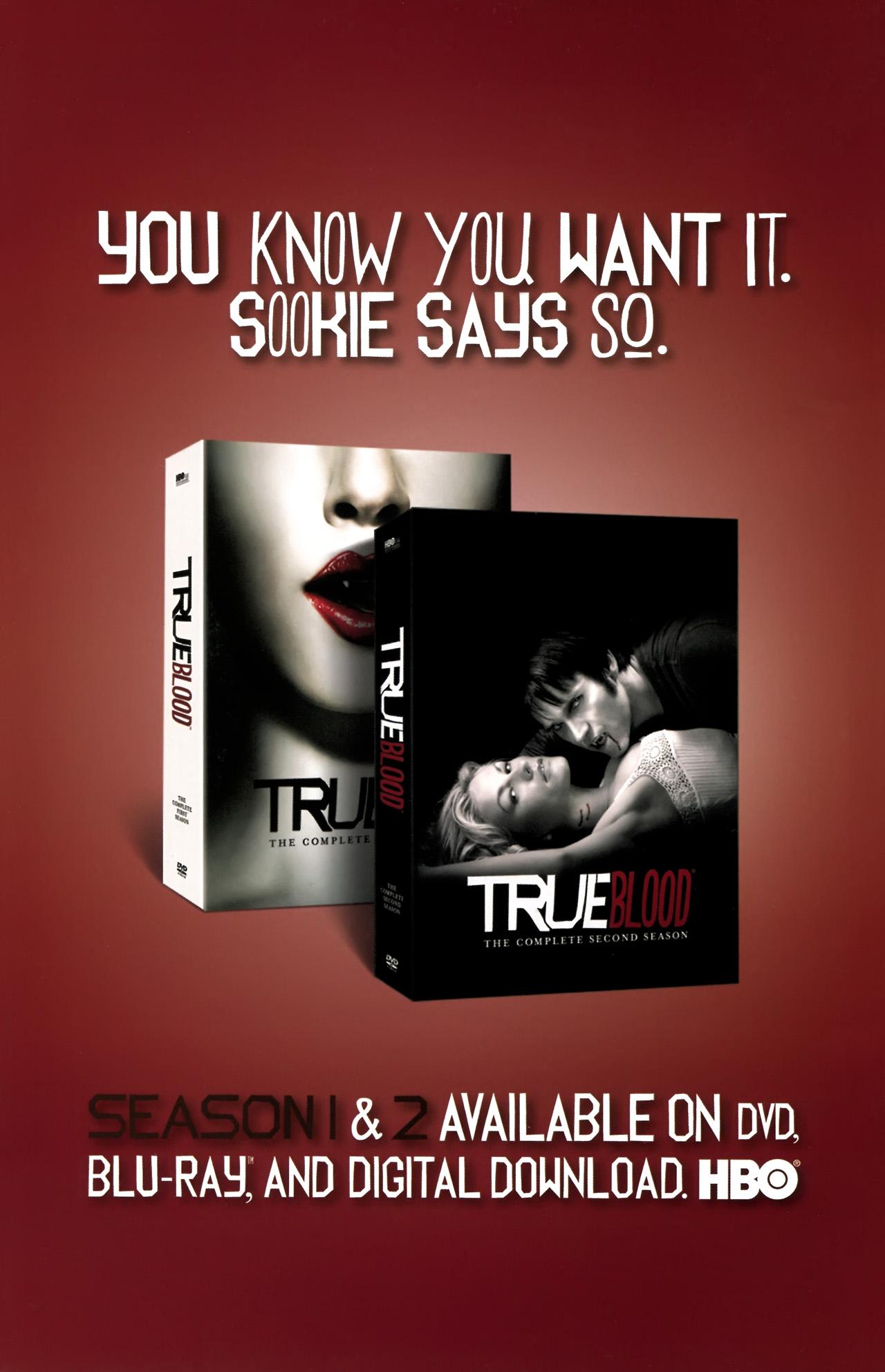 Read online True Blood (2010) comic -  Issue #6 - 31