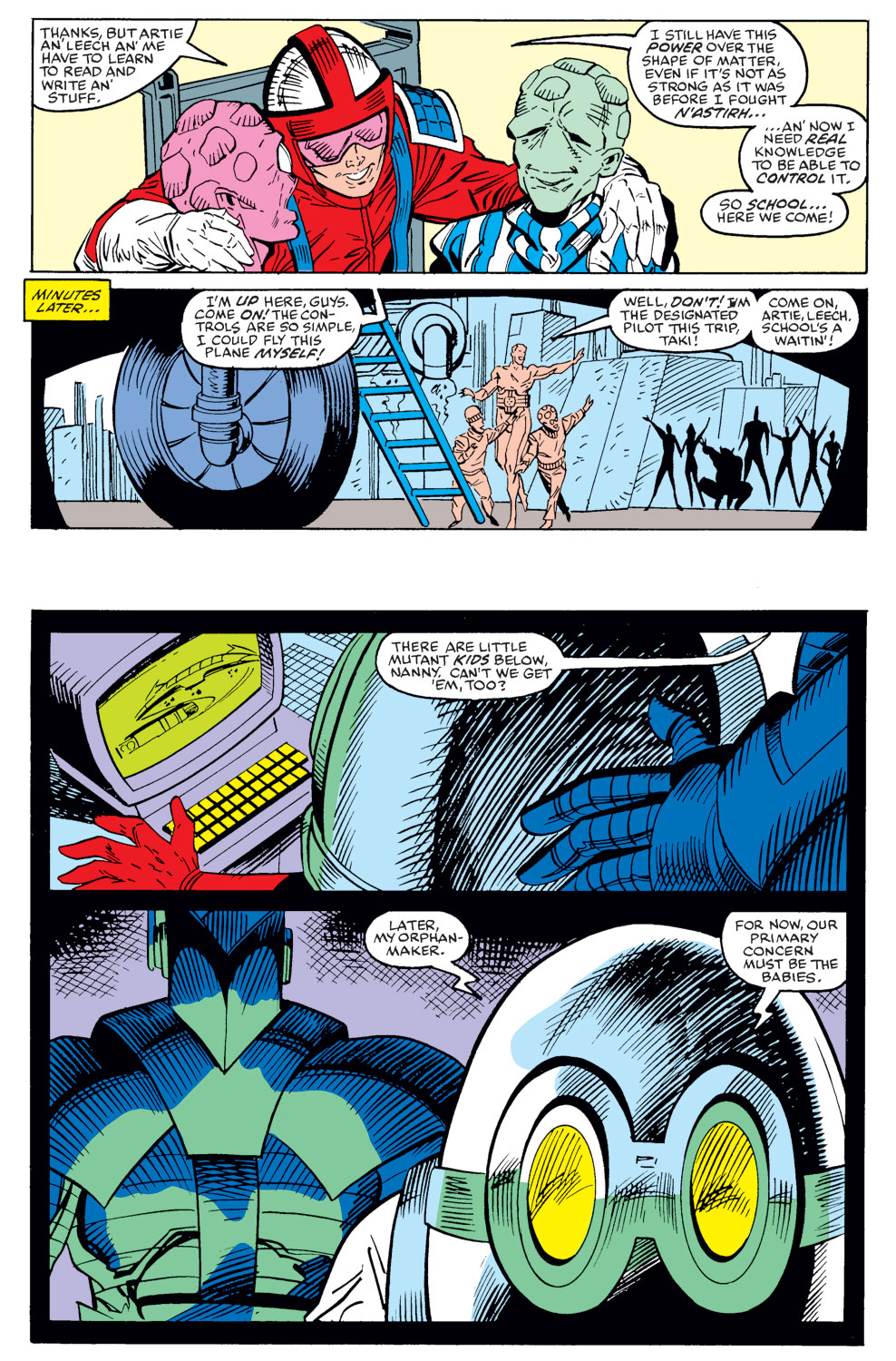 Read online X-Factor (1986) comic -  Issue #40 - 6
