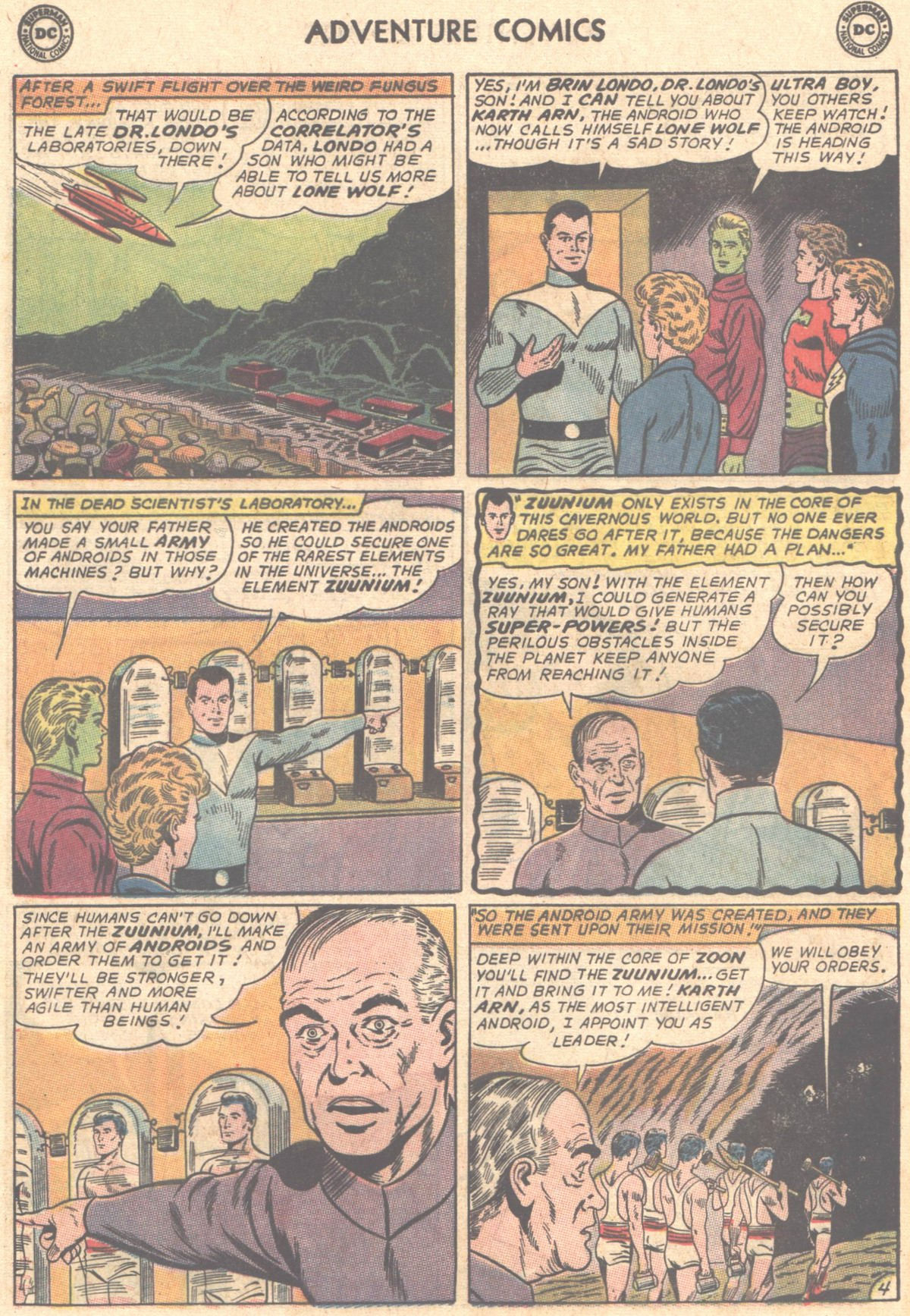 Read online Adventure Comics (1938) comic -  Issue #327 - 13