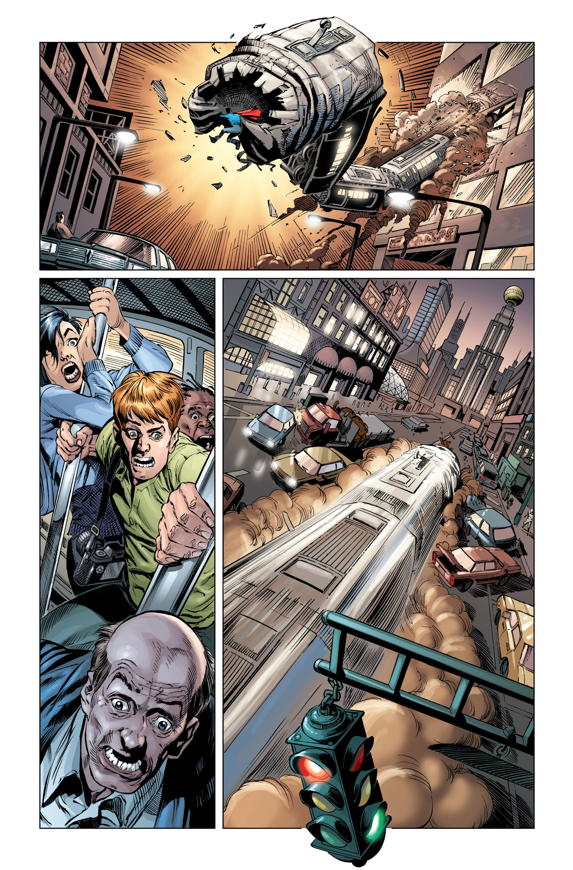 Read online Action Comics (2011) comic -  Issue #1 - 33