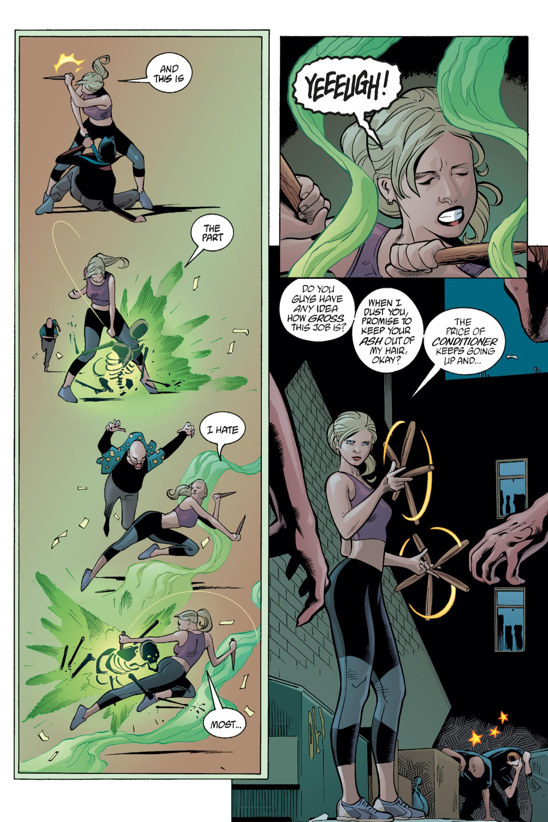Read online Buffy the Vampire Slayer: Omnibus comic -  Issue # TPB 1 - 108