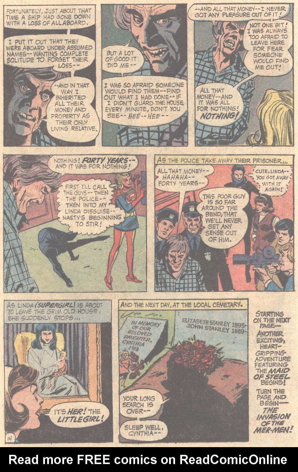 Read online Adventure Comics (1938) comic -  Issue #408 - 21