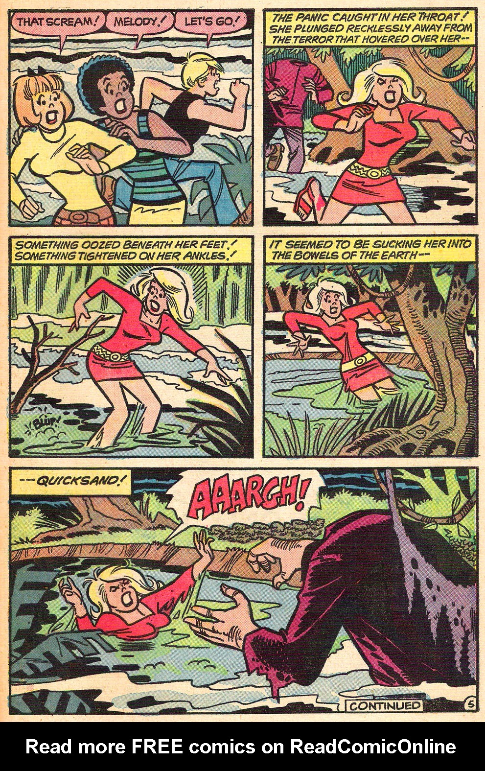 Read online She's Josie comic -  Issue #67 - 43