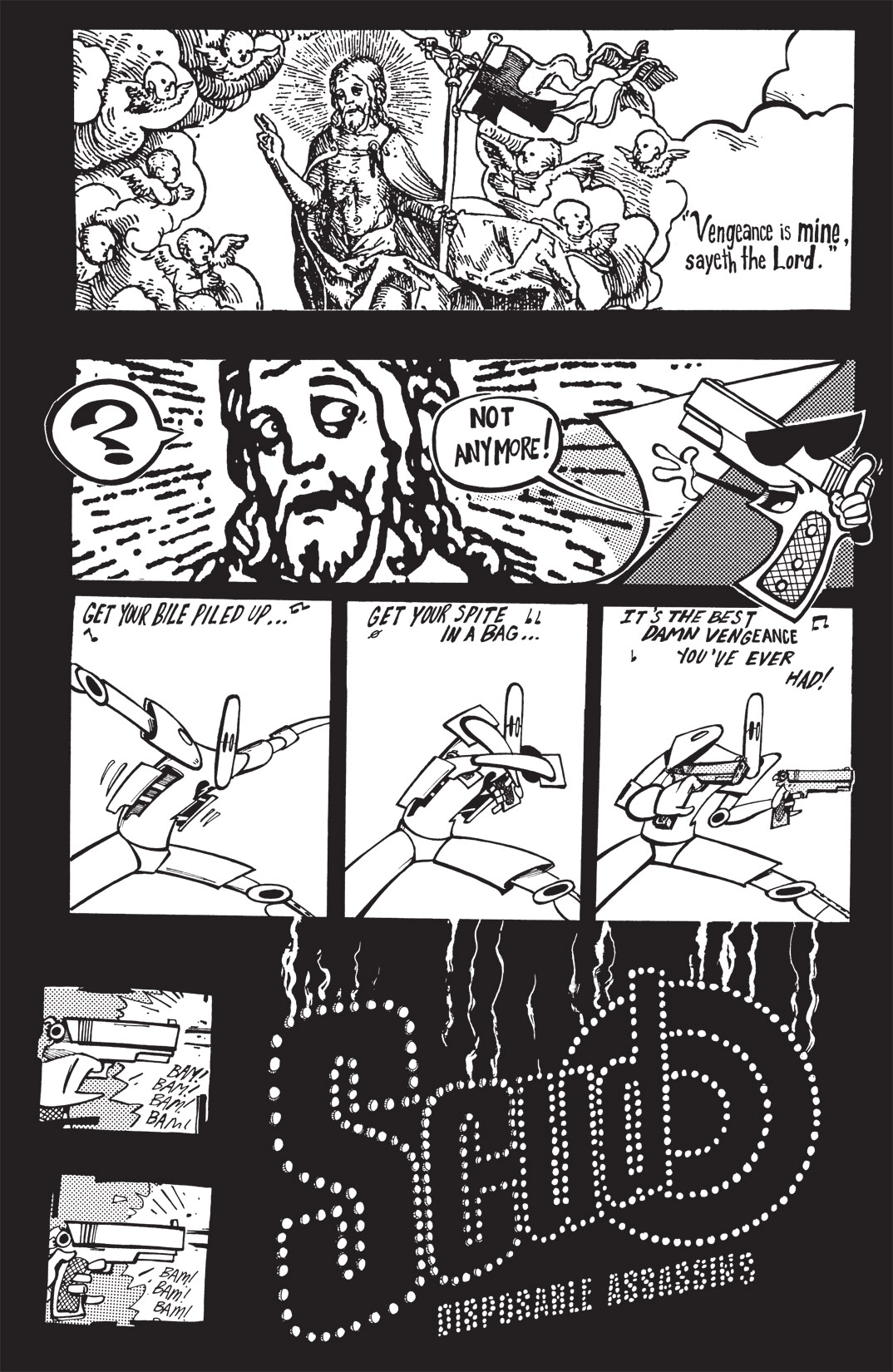 Read online Scud: The Disposable Assassin: The Whole Shebang comic -  Issue # TPB (Part 1) - 38