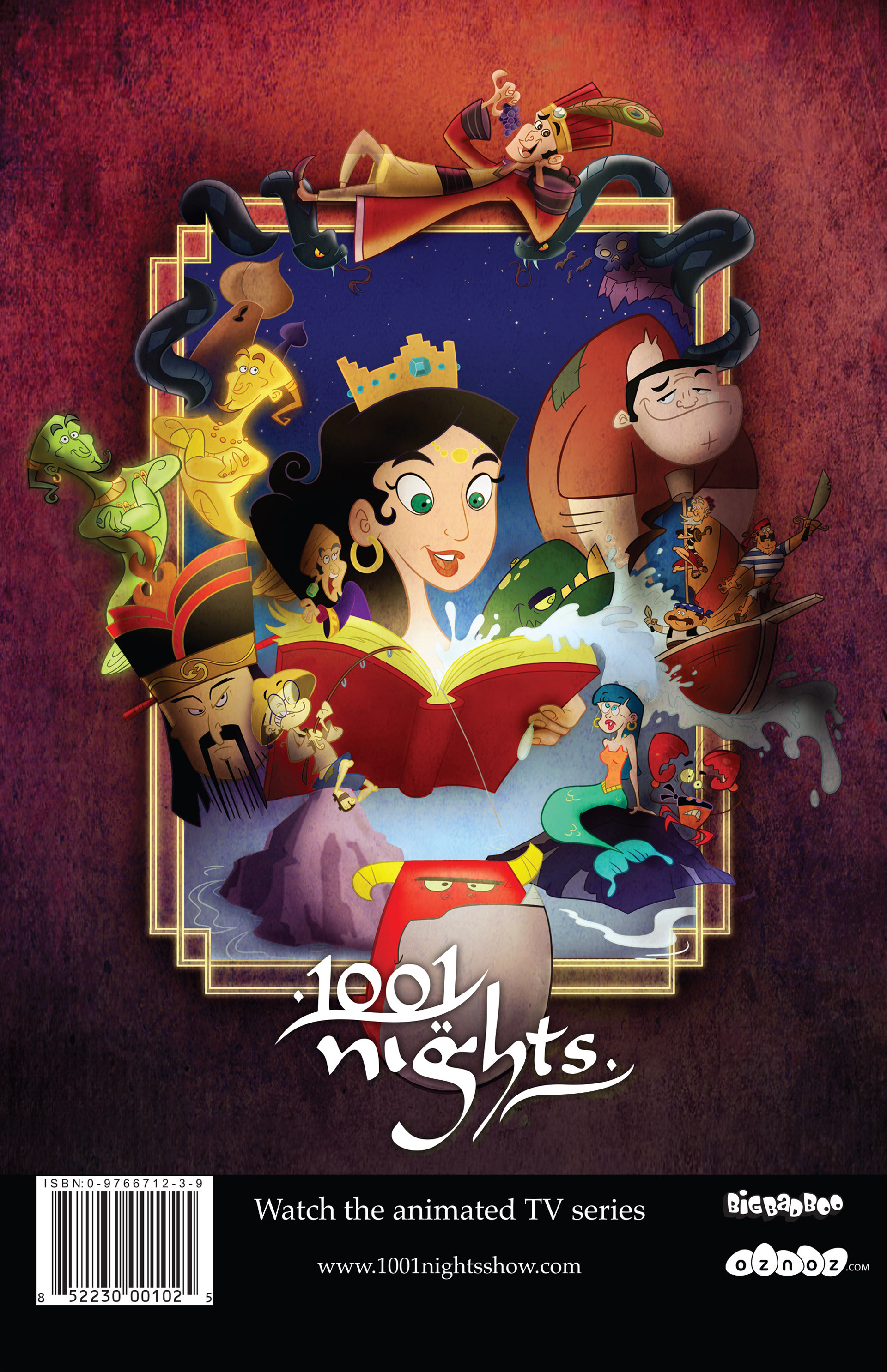 Read online 1001 Nights comic -  Issue #2 - 28