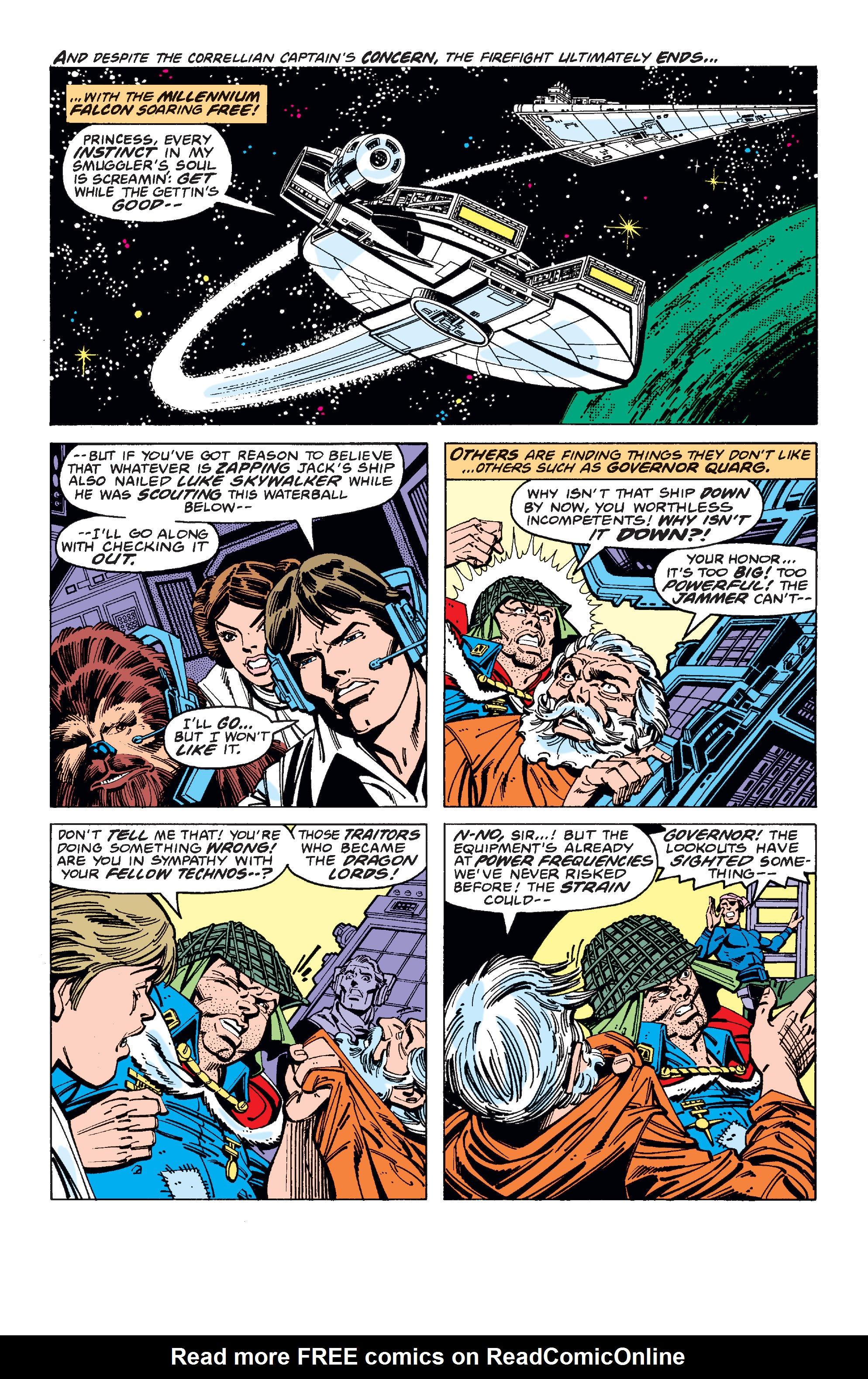 Read online Star Wars Omnibus comic -  Issue # Vol. 13 - 237
