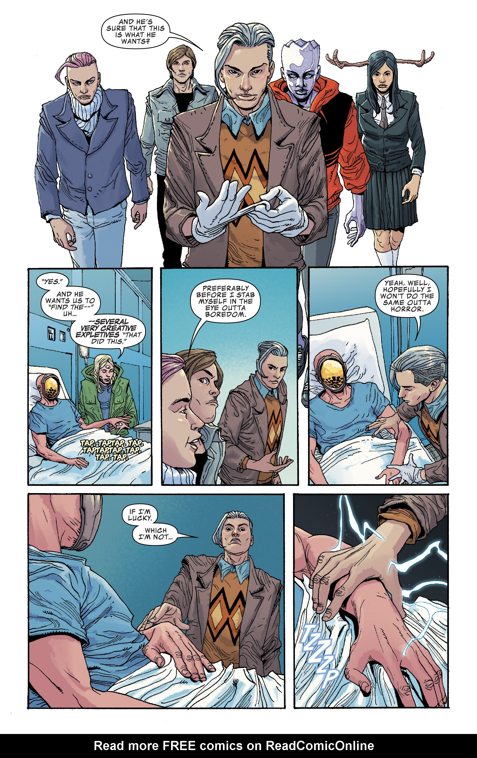 Read online Generation X (2017) comic -  Issue #3 - 17