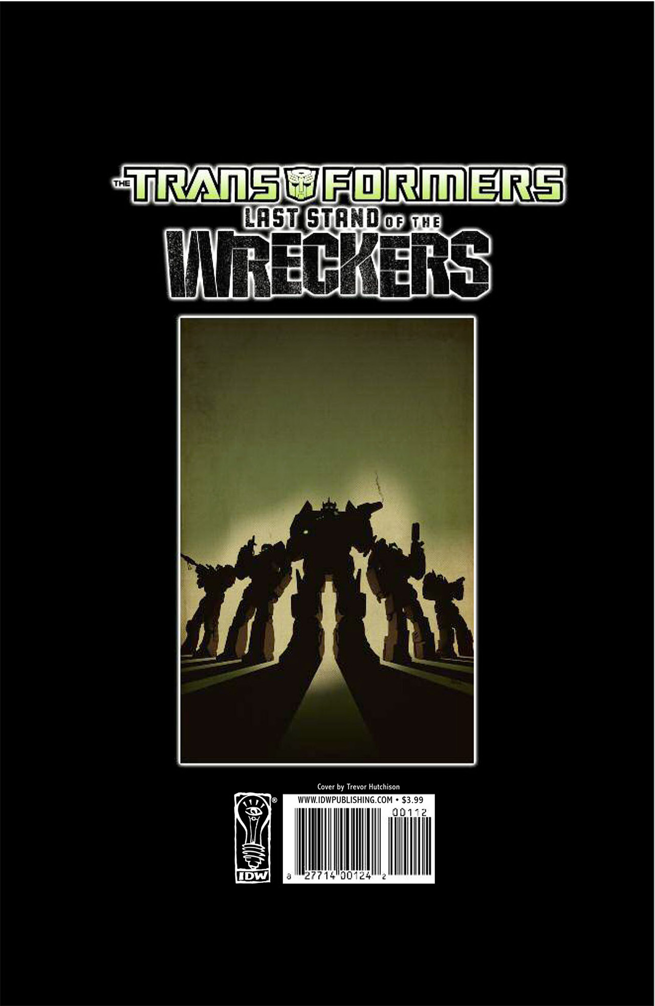 Read online Transformers: Last Stand of The Wreckers comic -  Issue #1 - 3