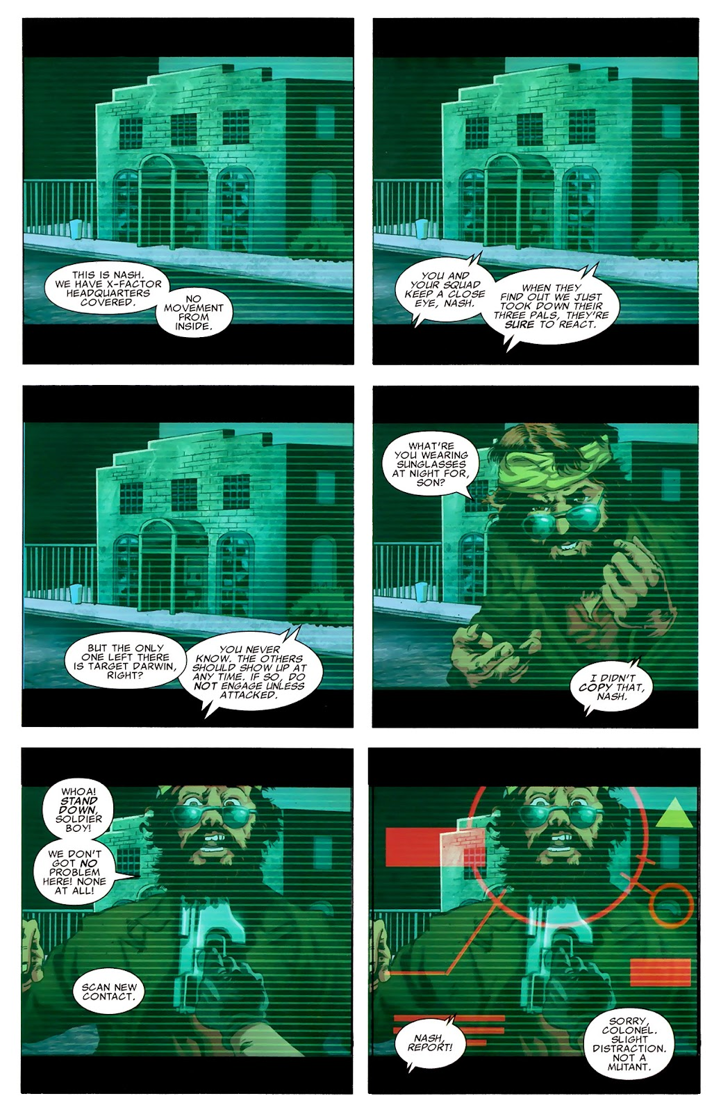 Read online X-Men: Second Coming Revelations comic -  Issue # TPB (Part 2) - 75