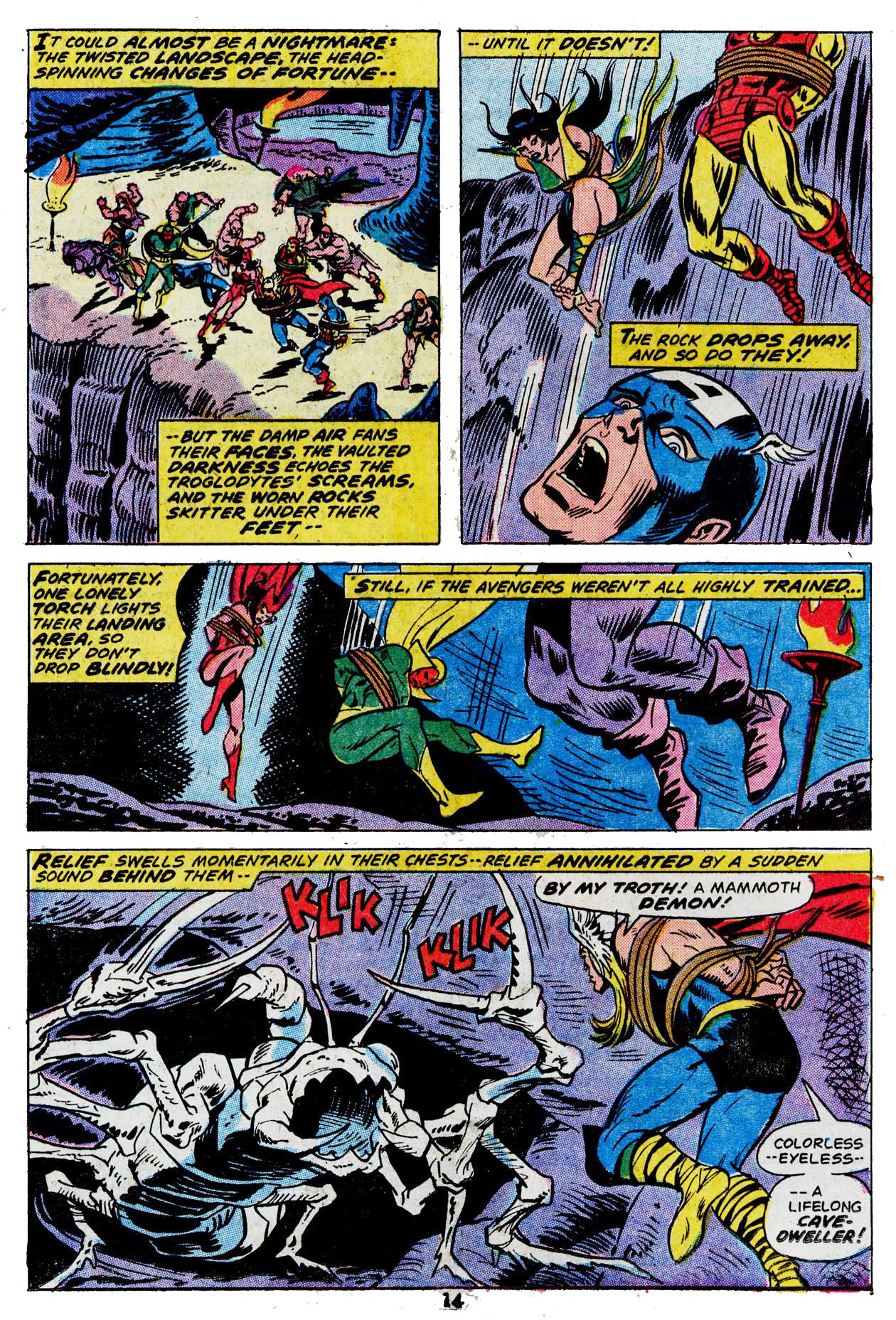 The Avengers (1963) 115 Page 10